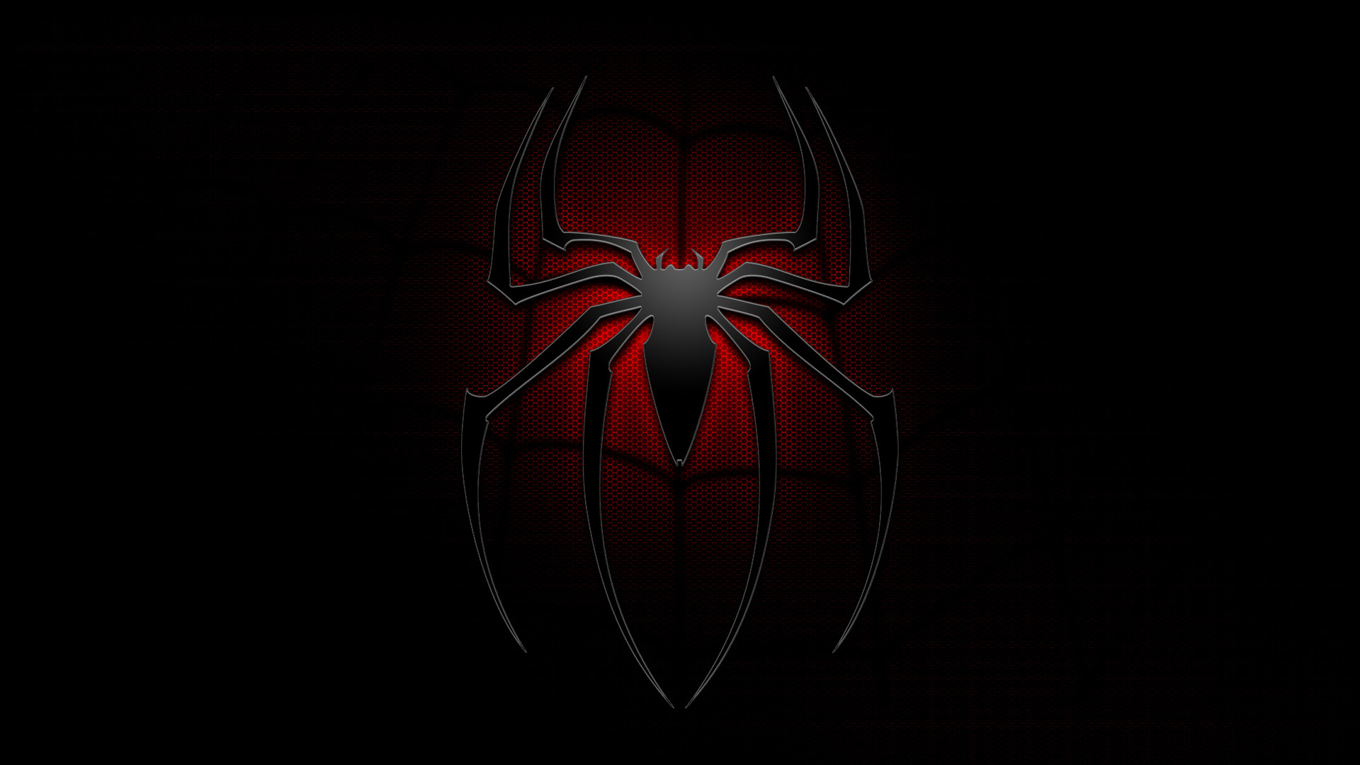 black spiderman wallpaper 183��