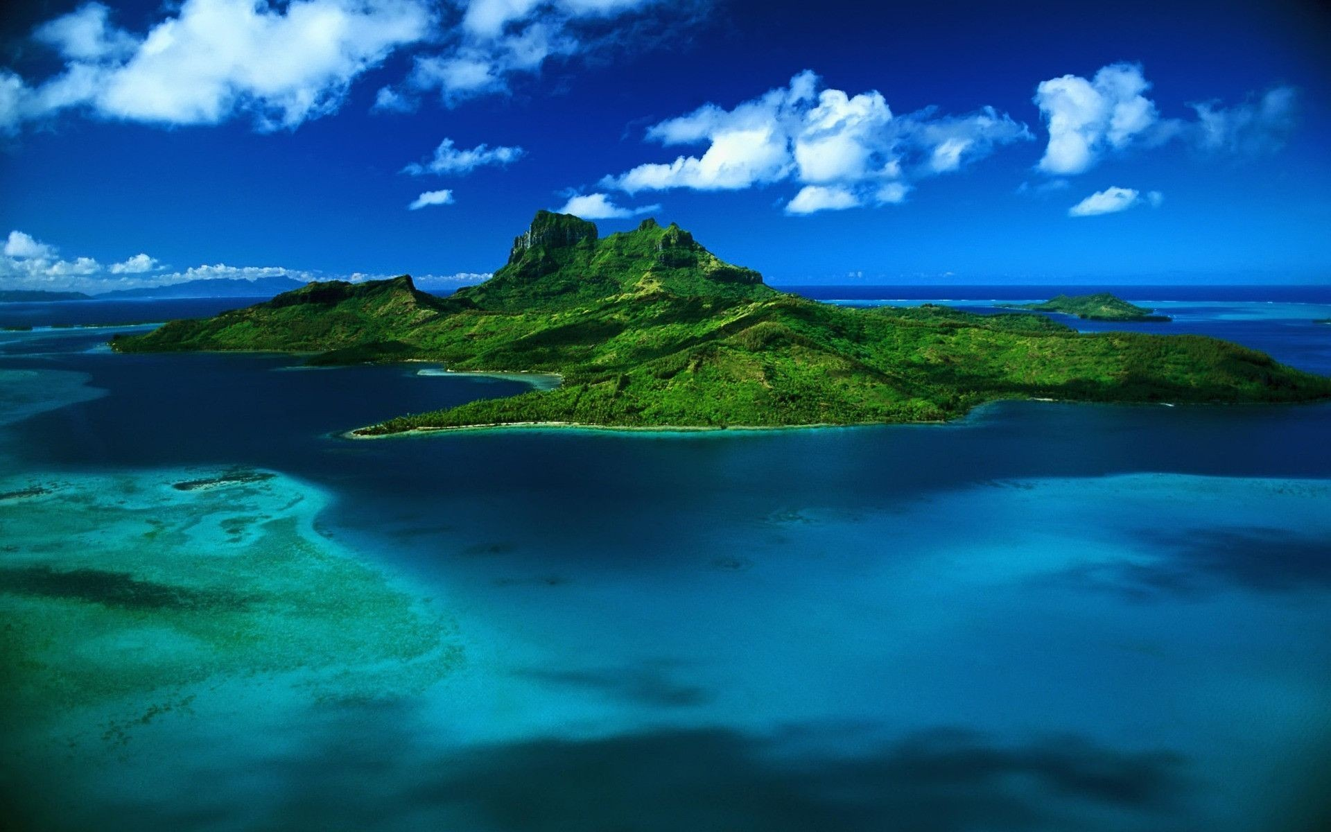 Island background ·① Download free cool full HD wallpapers ...