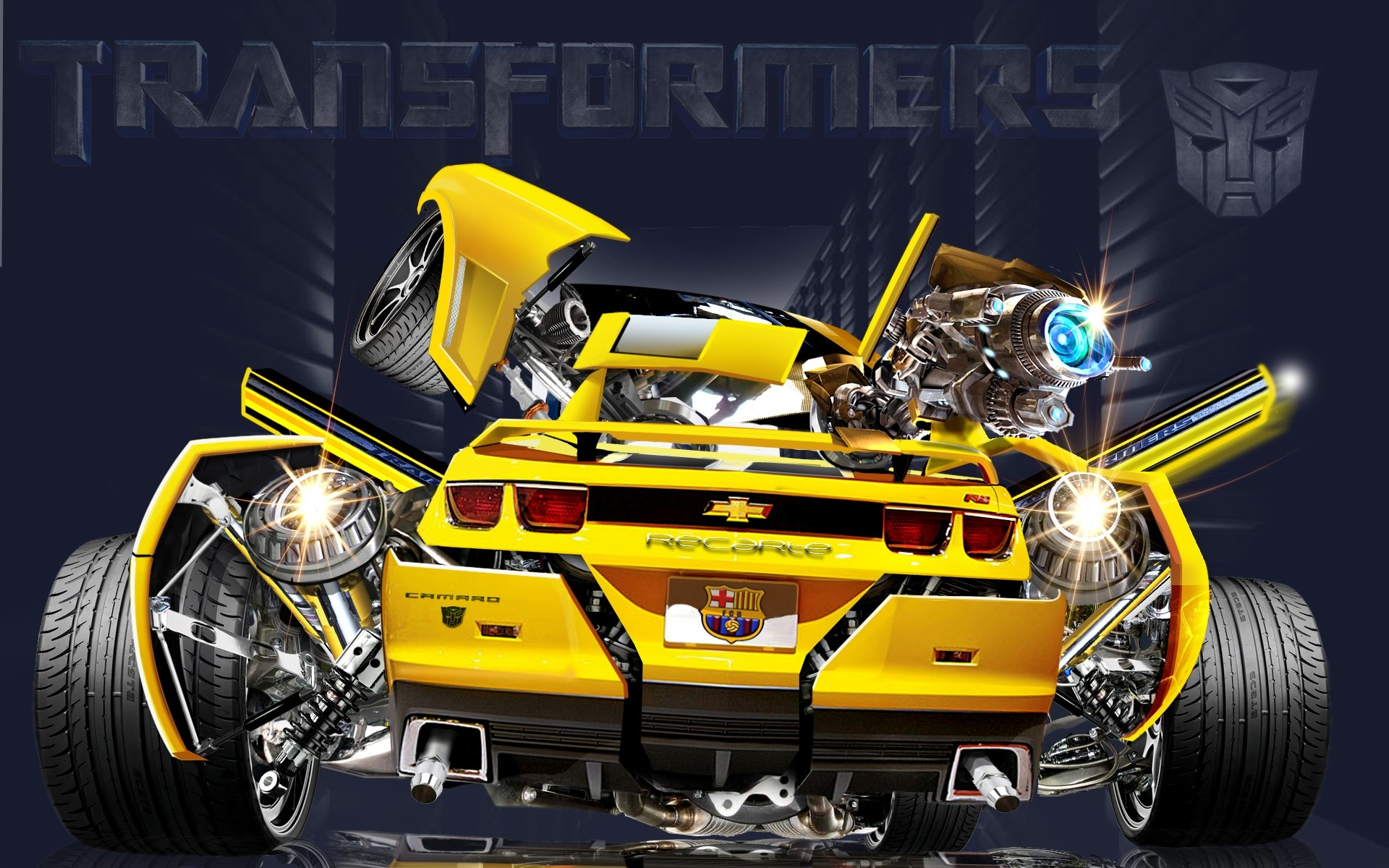 Transformers Bumblebee Wallpaper 183 ①
