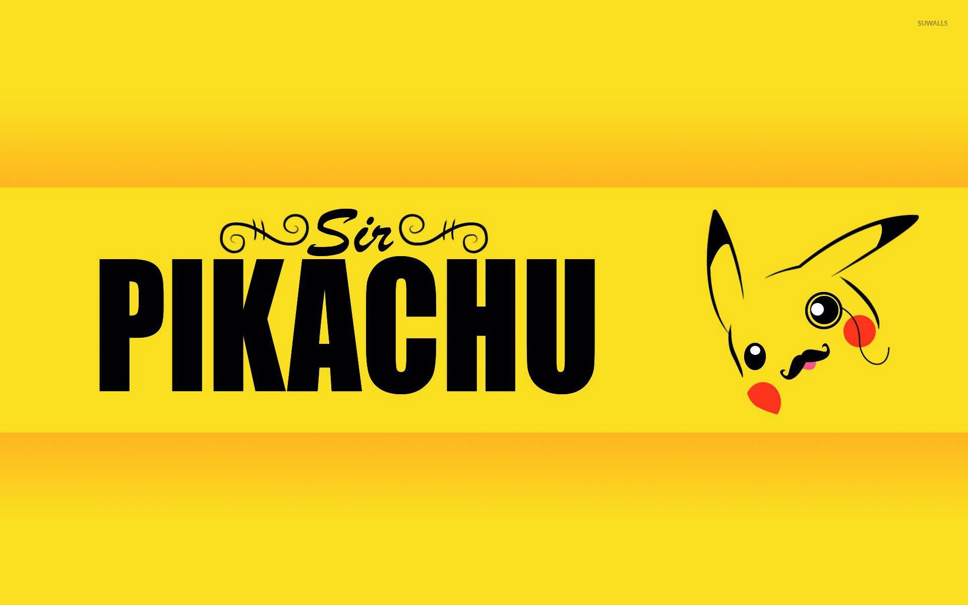 Pikachu wallpaper ·① Download free beautiful High ...