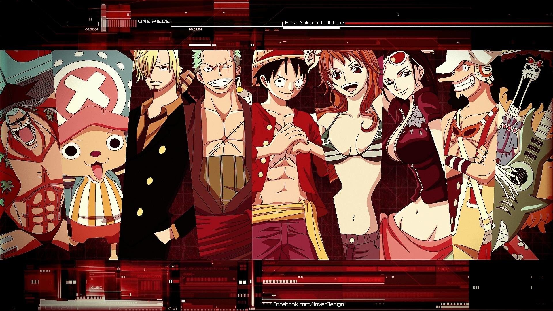 One Piece New World Wallpaper Wallpapertag