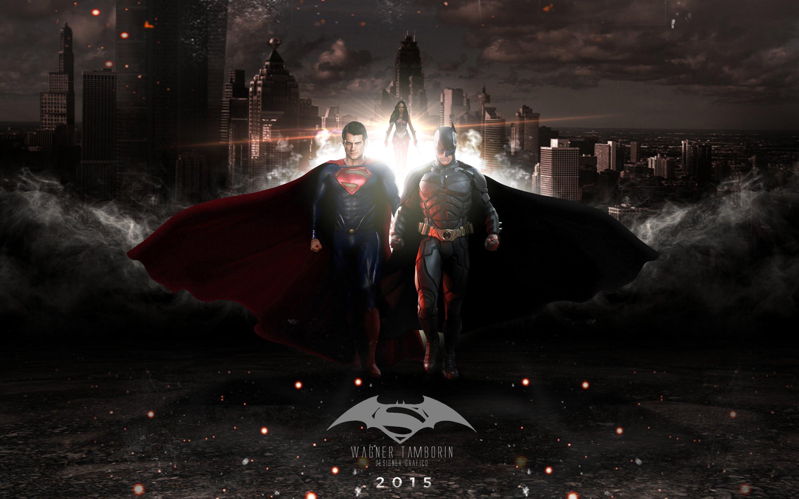Batman Superman Wallpaper Wallpapertag