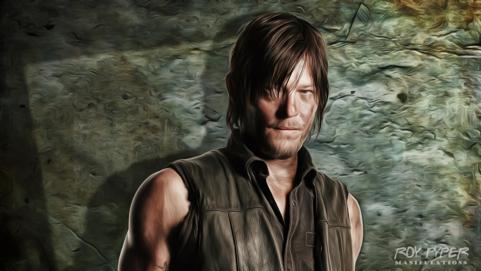 Walking Dead Wallpaper For Android: Daryl Dixon Wallpaper ·① Download Free Awesome HD