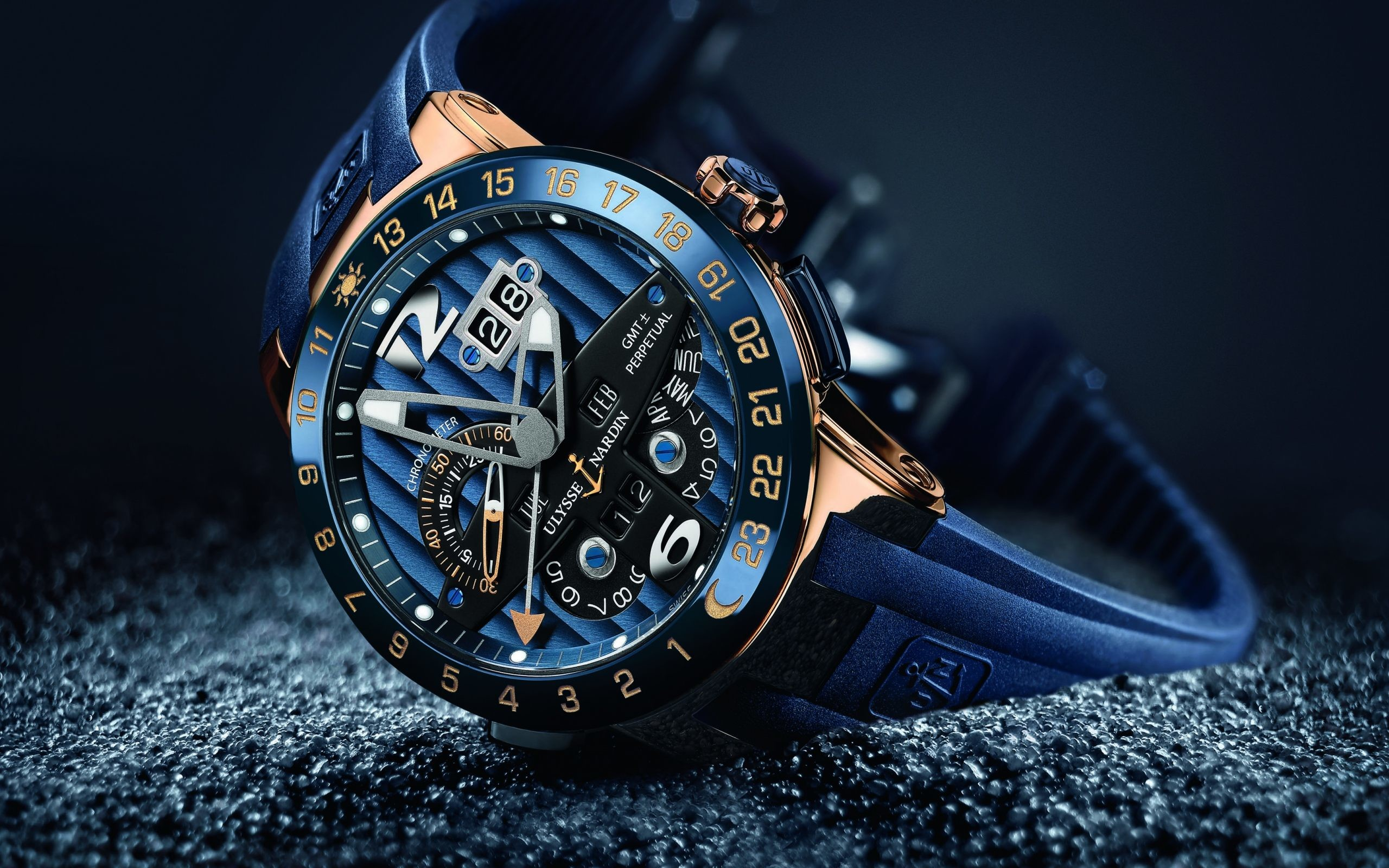 Watches Wallpapers ·①
