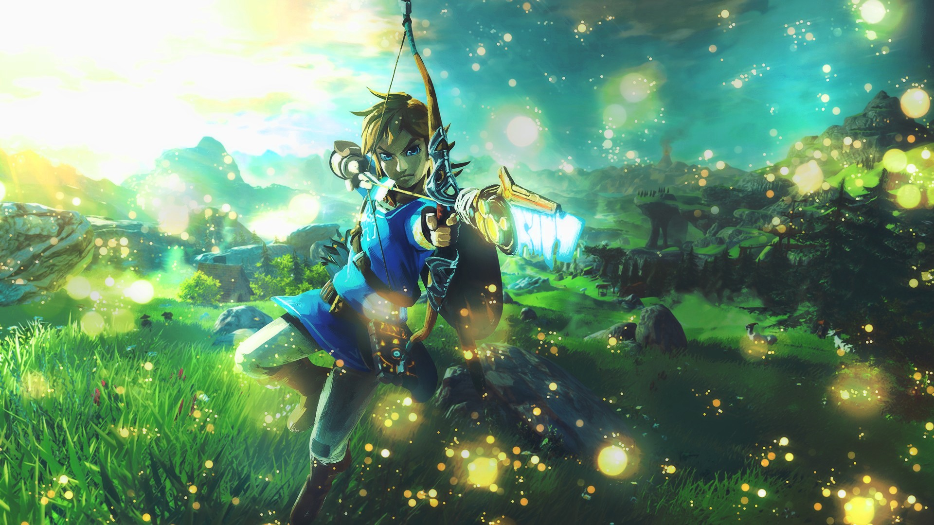 Zelda Breath Of The Wild Wallpaper Download Free Cool High