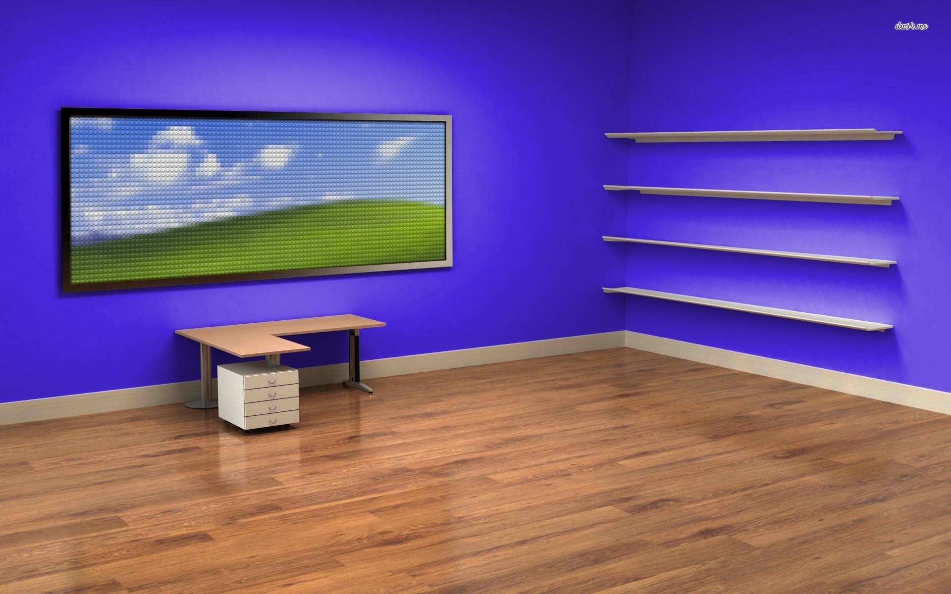 Office Desktop Background 183 ①