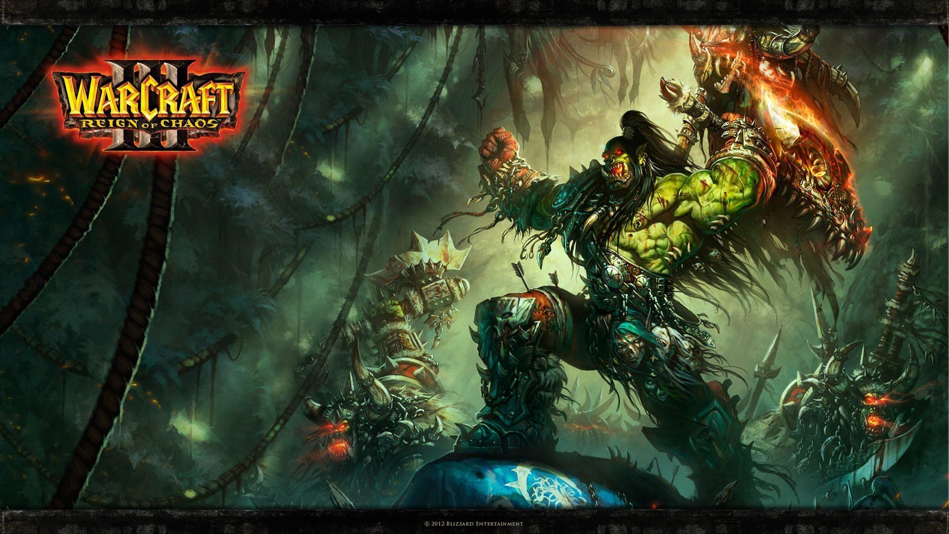 Warcraft 3 Wallpapers ·① WallpaperTag
