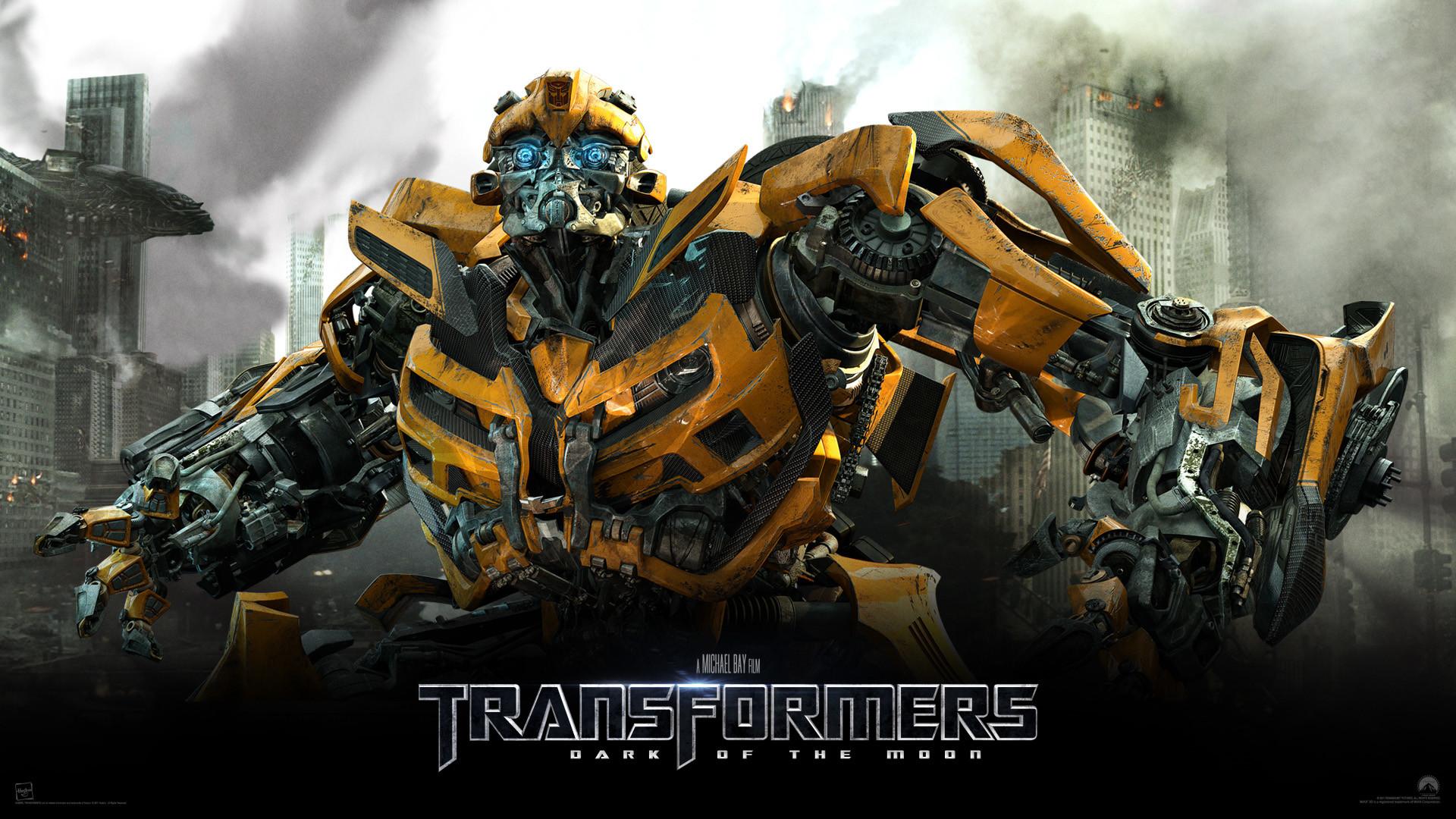 Transformers Bumblebee Wallpaper Wallpapertag