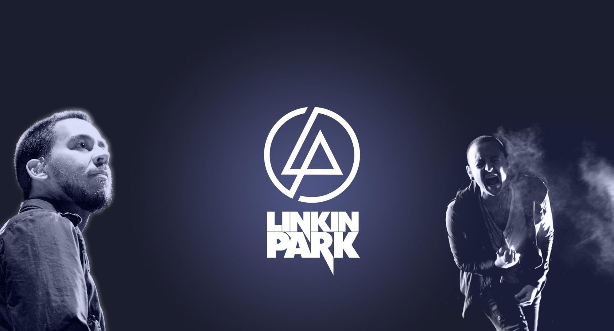 1920x1080 Linkin Park Logo Wallpaper HD