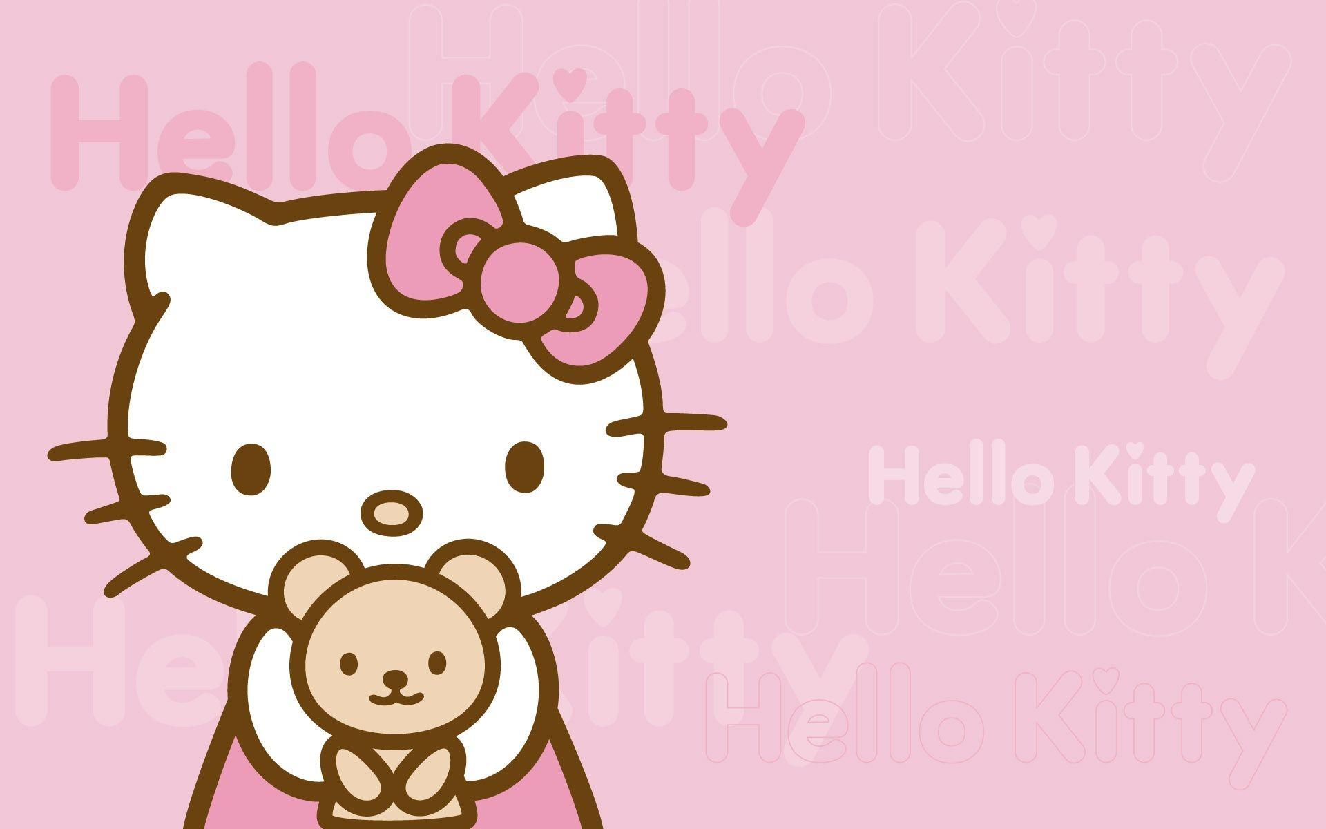 Hello Kitty Desktop Wallpaper Free Download