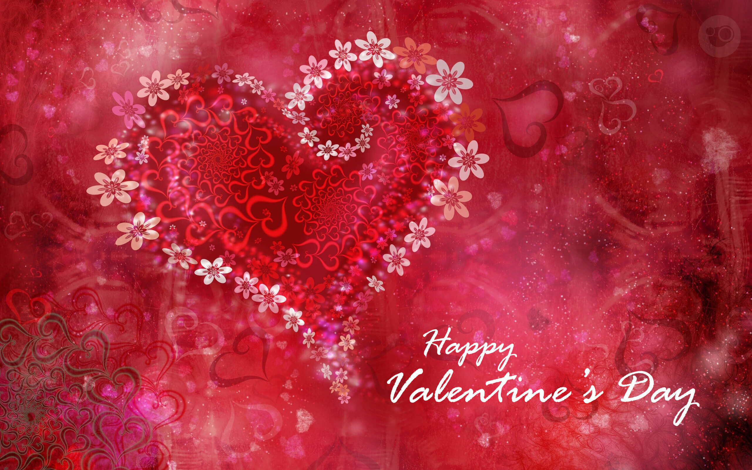Happy Valentines Day Backgrounds Wallpapertag