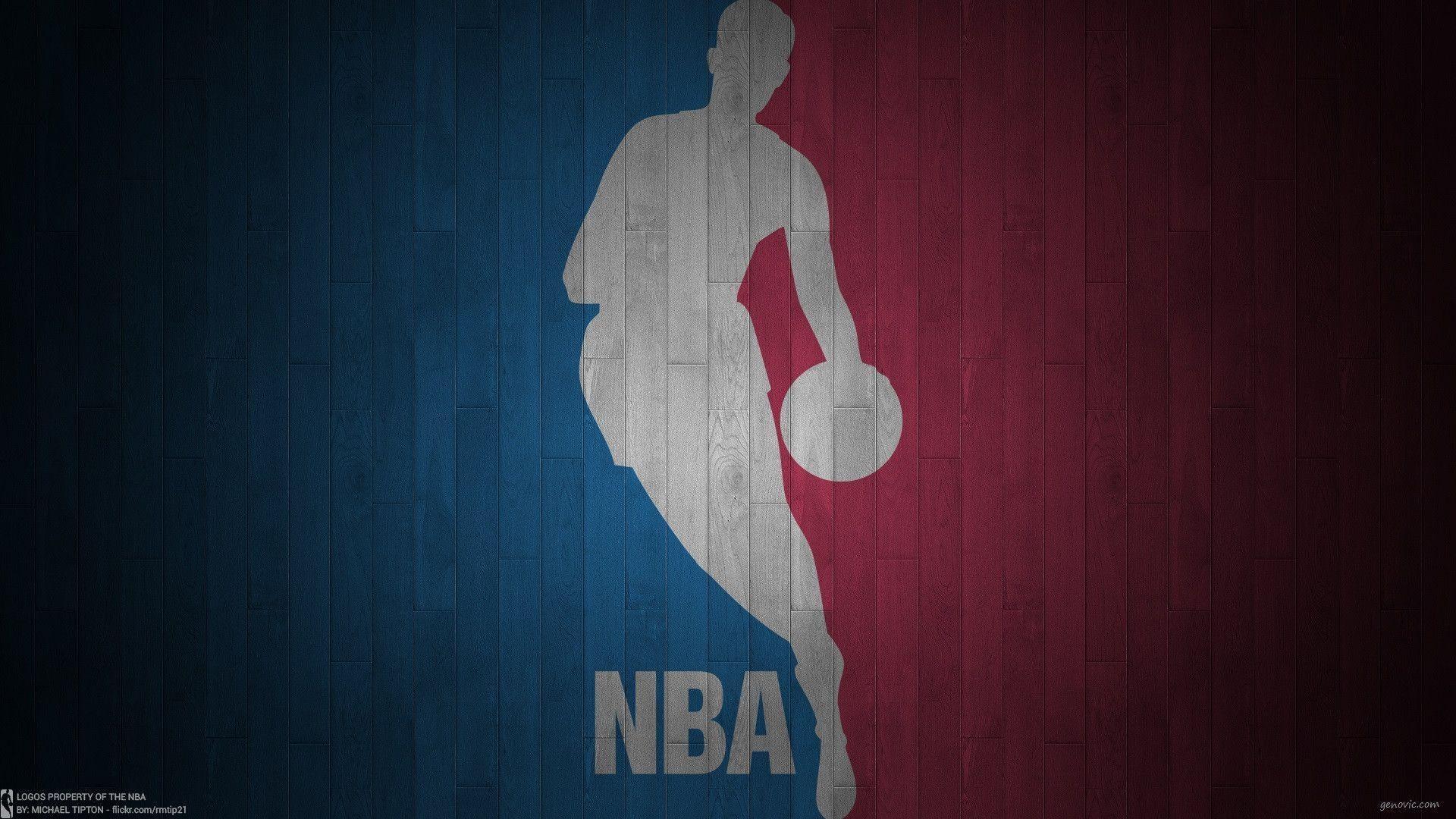 1920x1080 NBA Logo Wallpaper HD