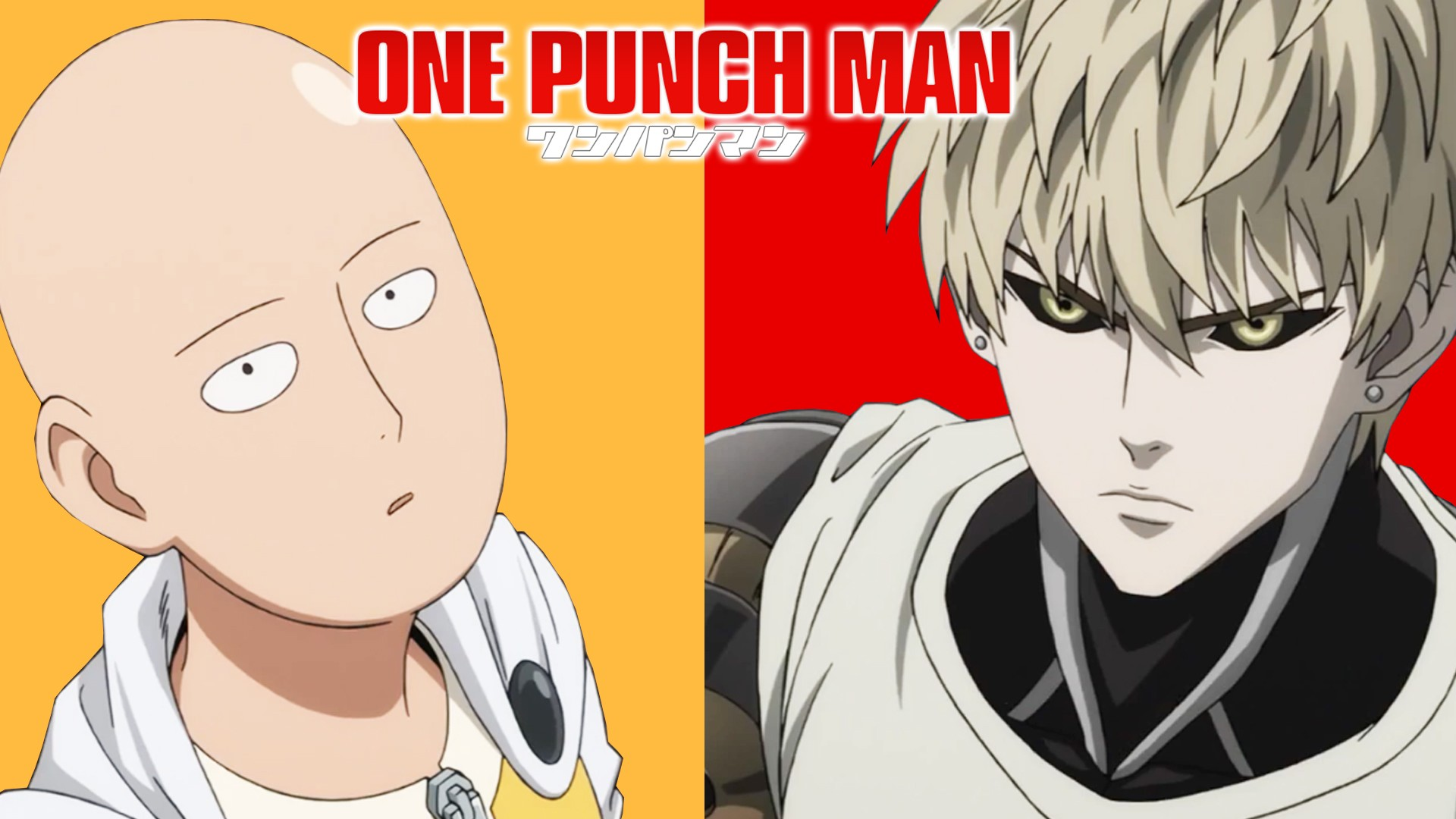 One Punch Man Genos Wallpaper Download Free Backgrounds For