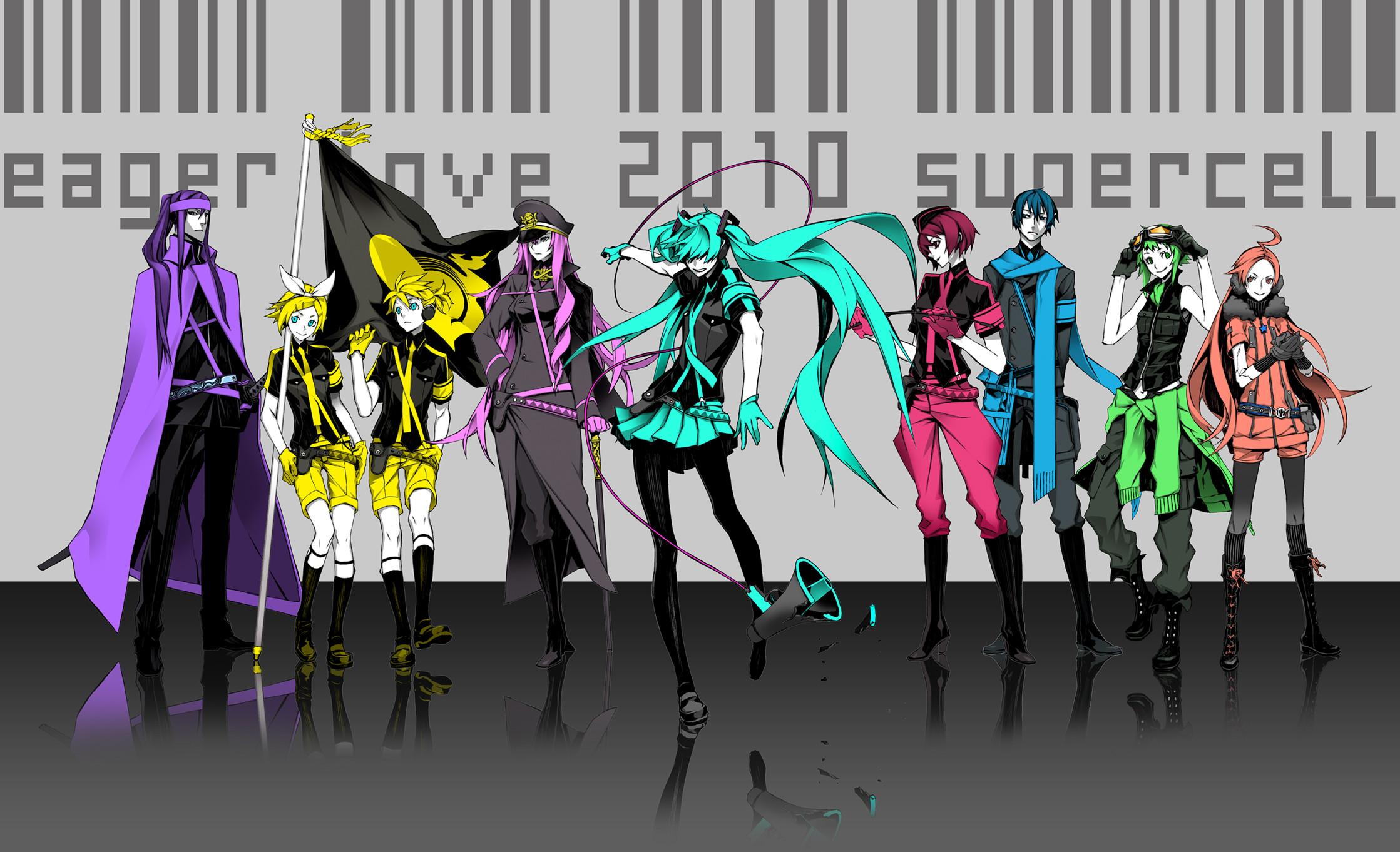 Vocaloid Backgrounds Wallpapertag