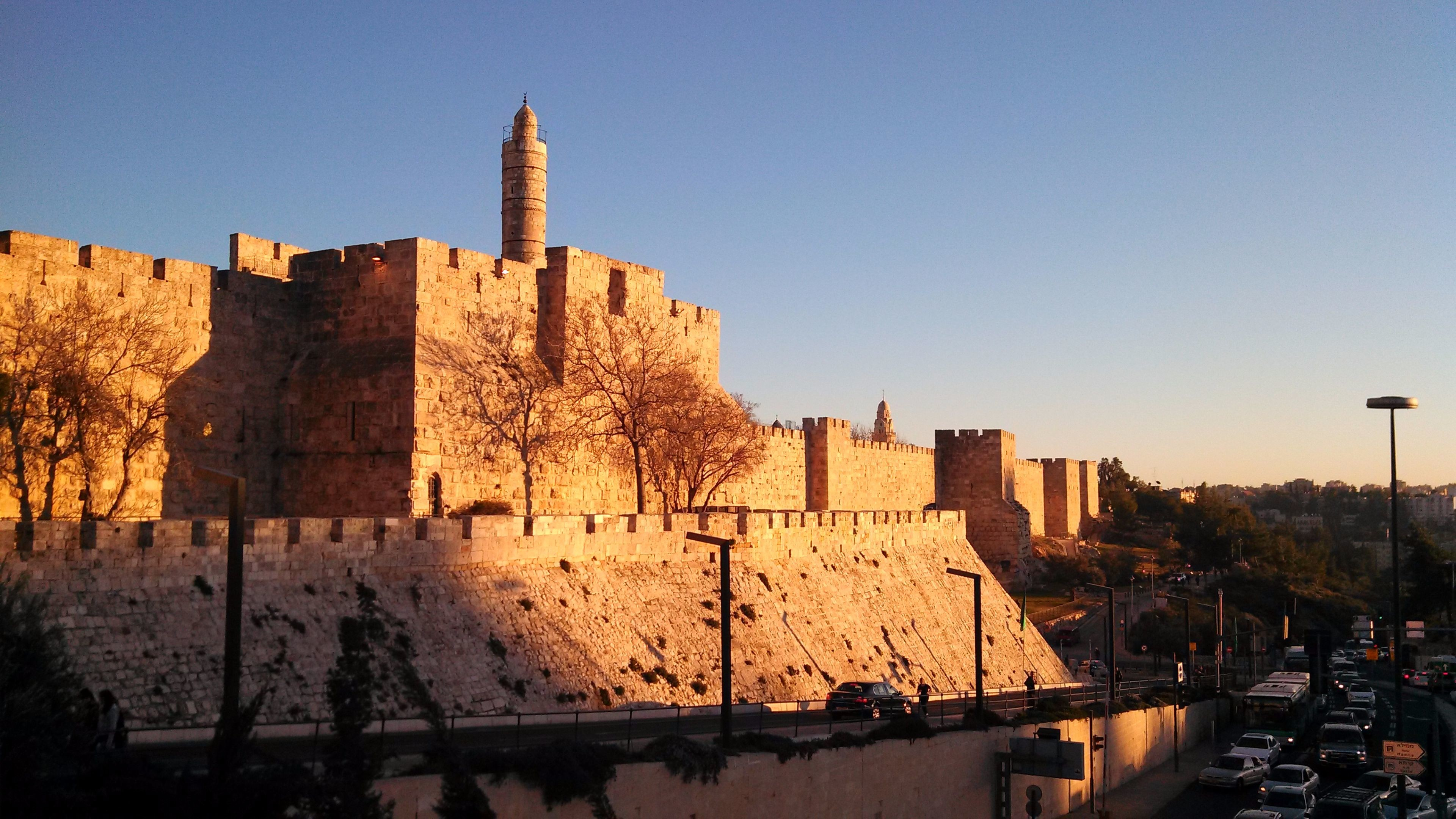 Jerusalem Wallpaper Wallpapertag