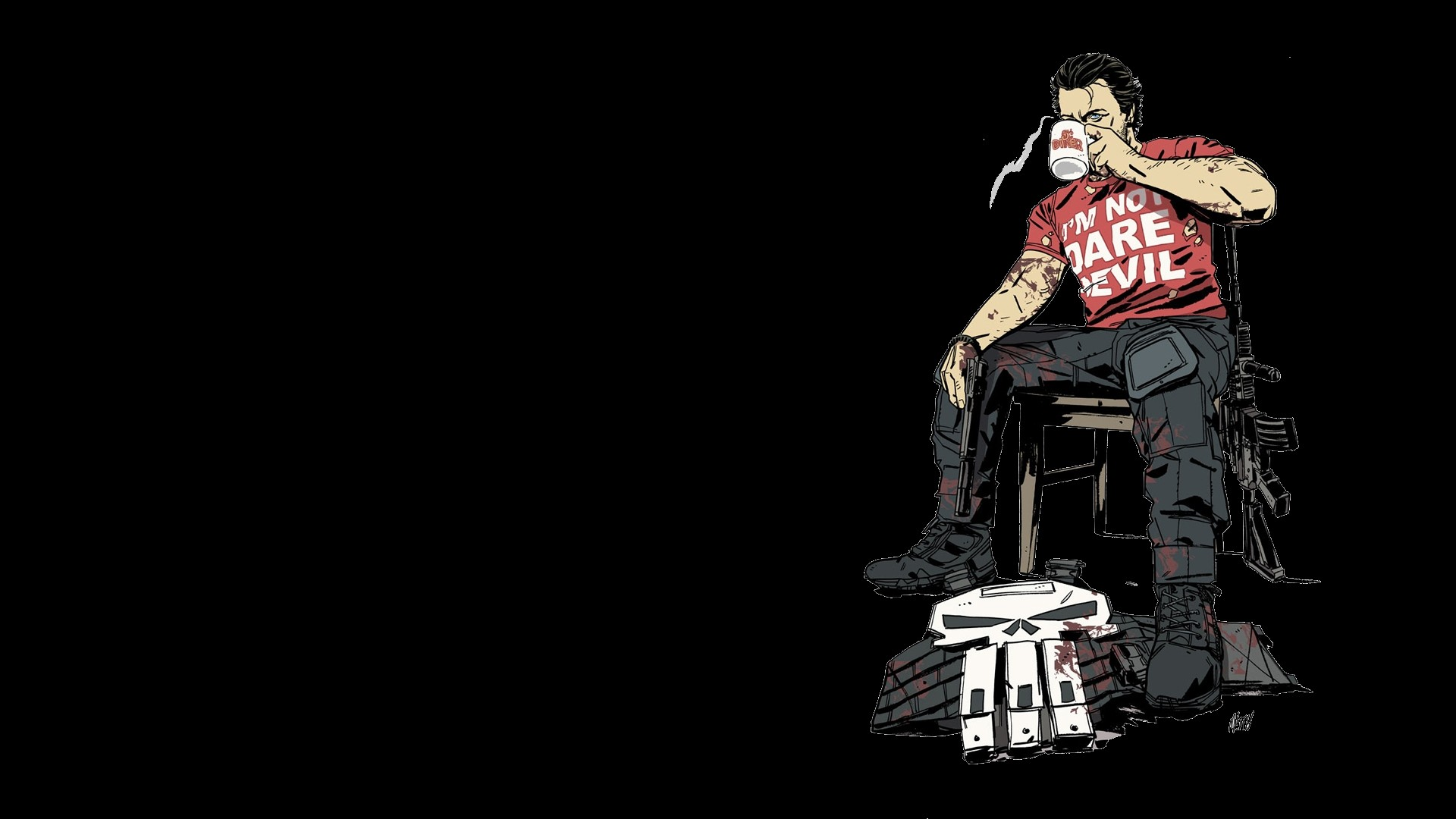 The Punisher Wallpaper Download Free Amazing Full Hd