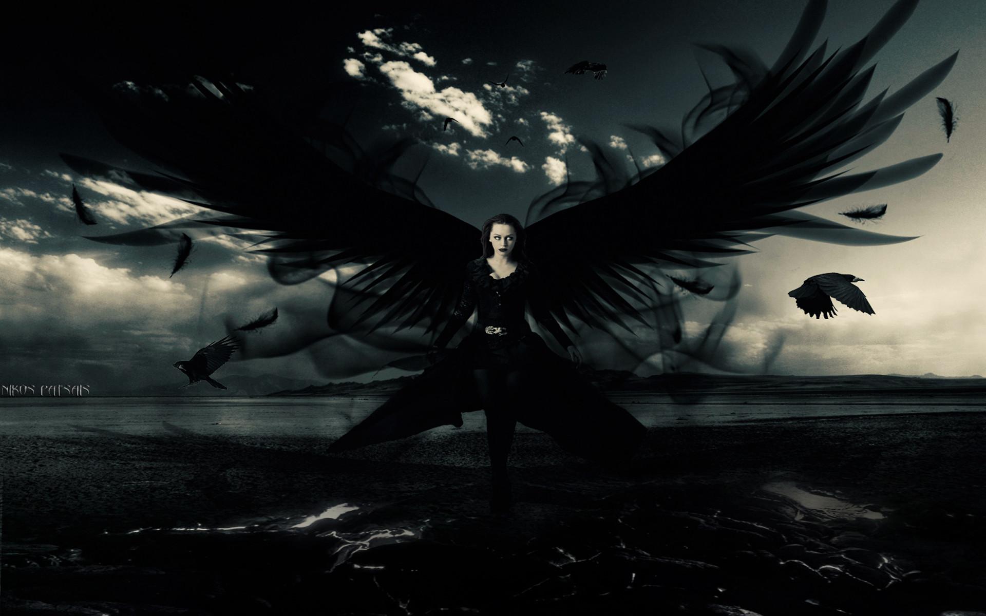 черный ангел мистика картинки браузер должен