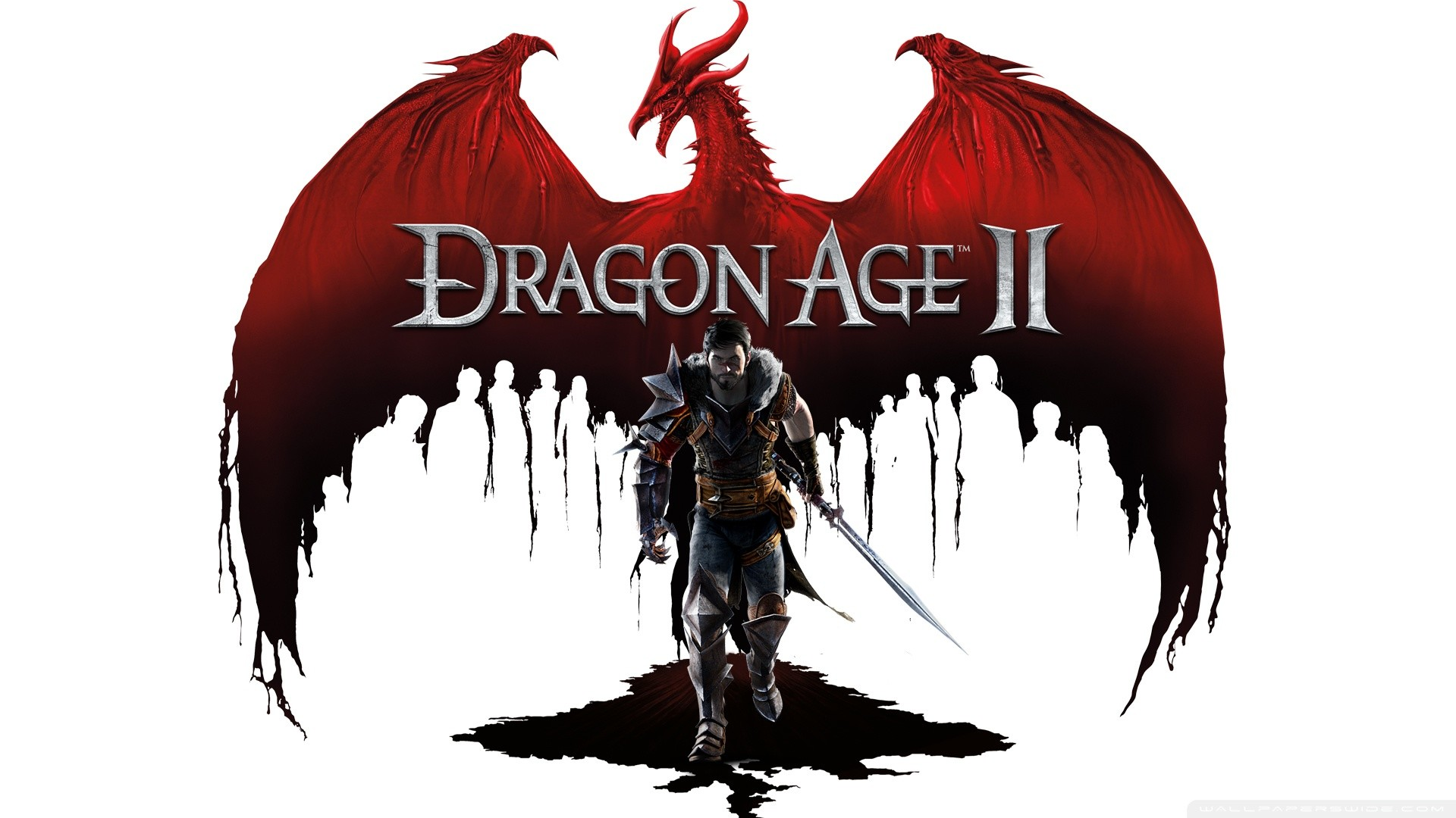 Dragon Age 2 Hd Wallpaper Wallpapertag