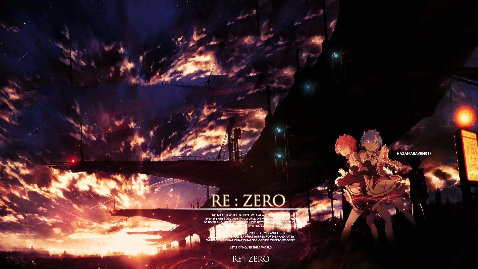 ReZero Wallpaper 1 Download Free Cool HD Wallpapers For Desktop
