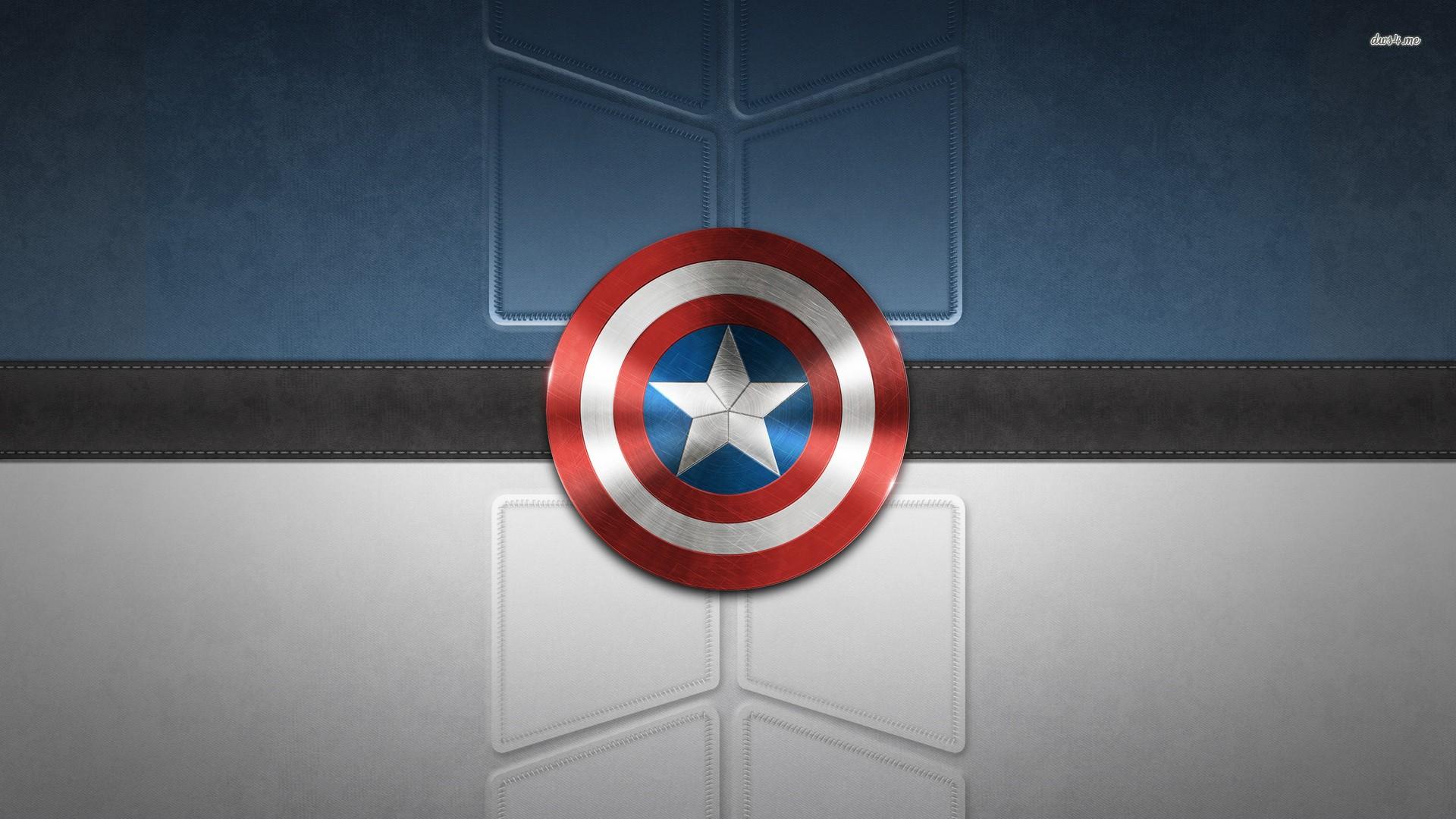 Captain America Shield Wallpaper Download Free Full Hd