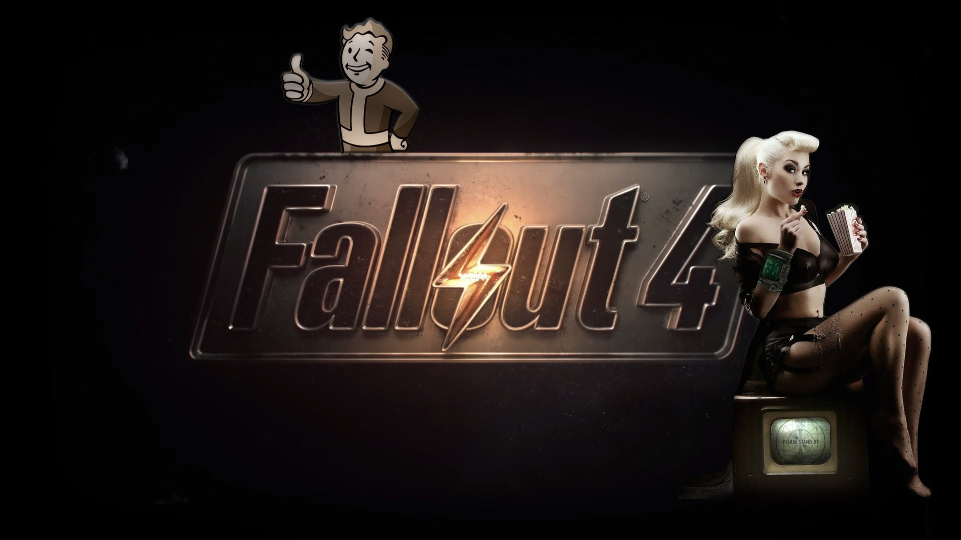 Fallout 4 HD wallpaper ·① Download free cool High ...