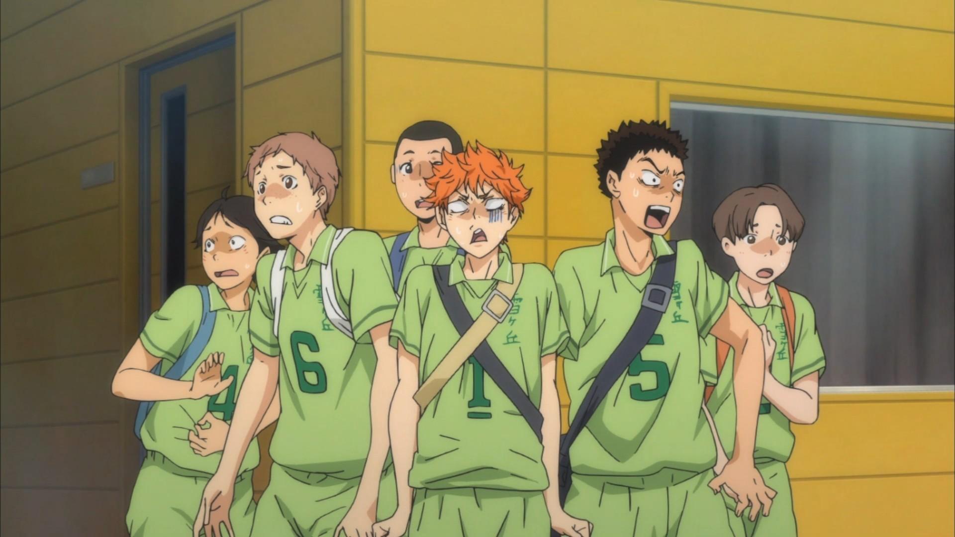 Best Anime Wallpaper Haikyuu Hd Images