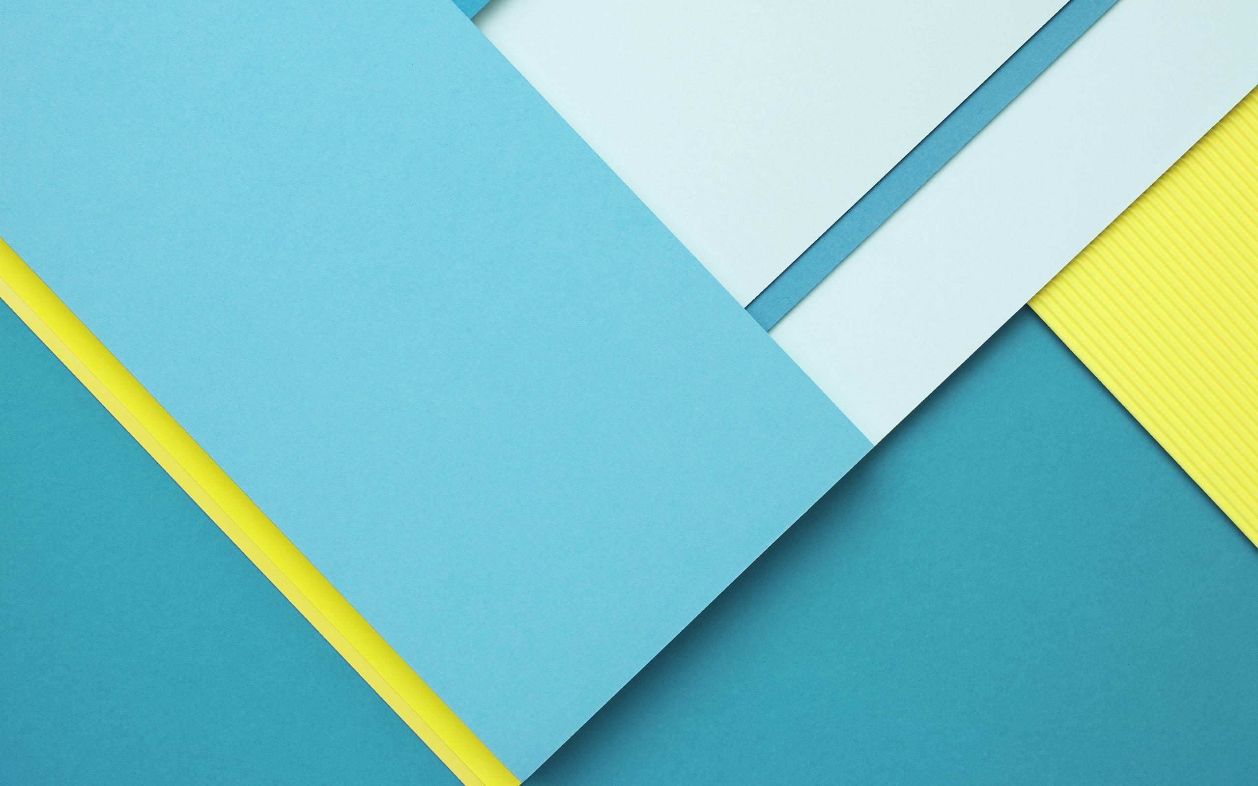 2560x1600 HD Wallpaper Google I O Paper Material Design