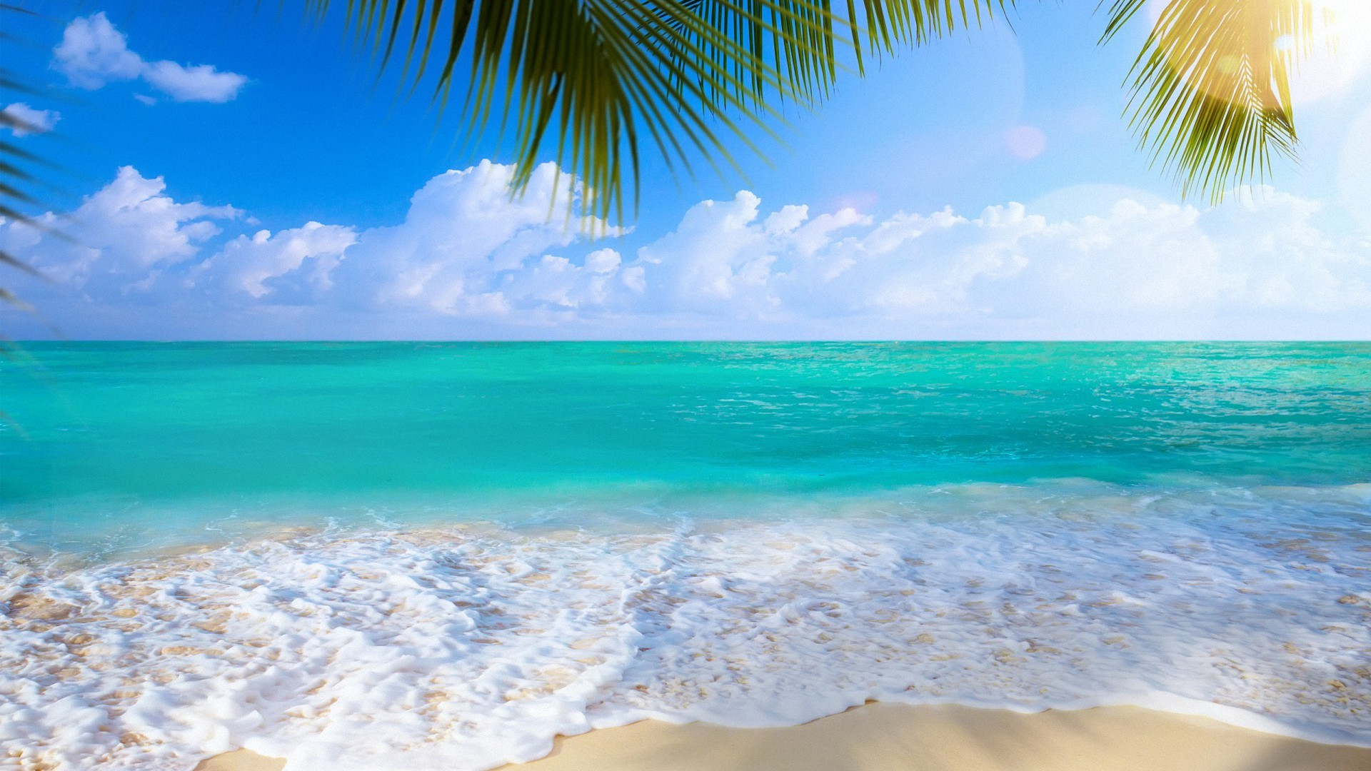 Beautiful beach backgrounds desktop