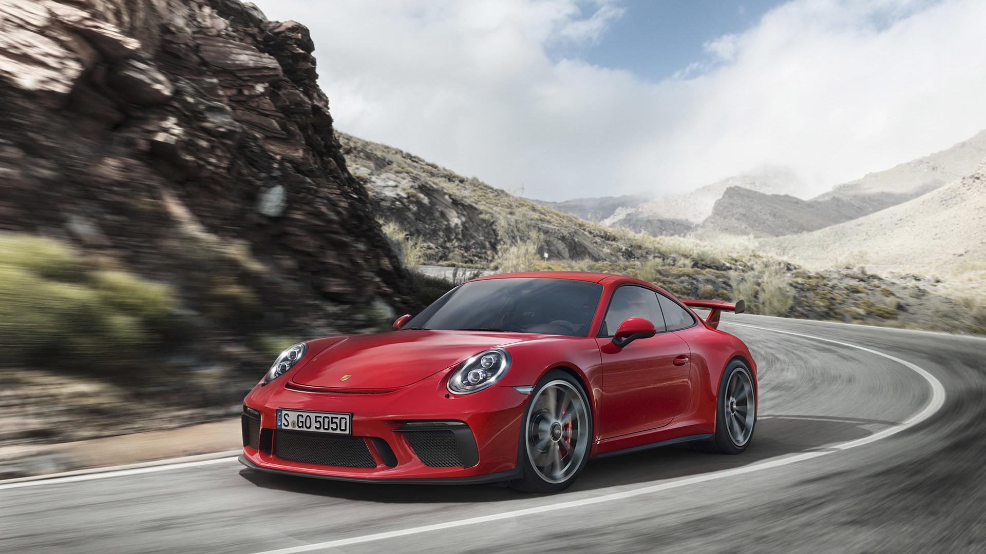 1920x1080 2018 Porsche 911 GT3 Picture