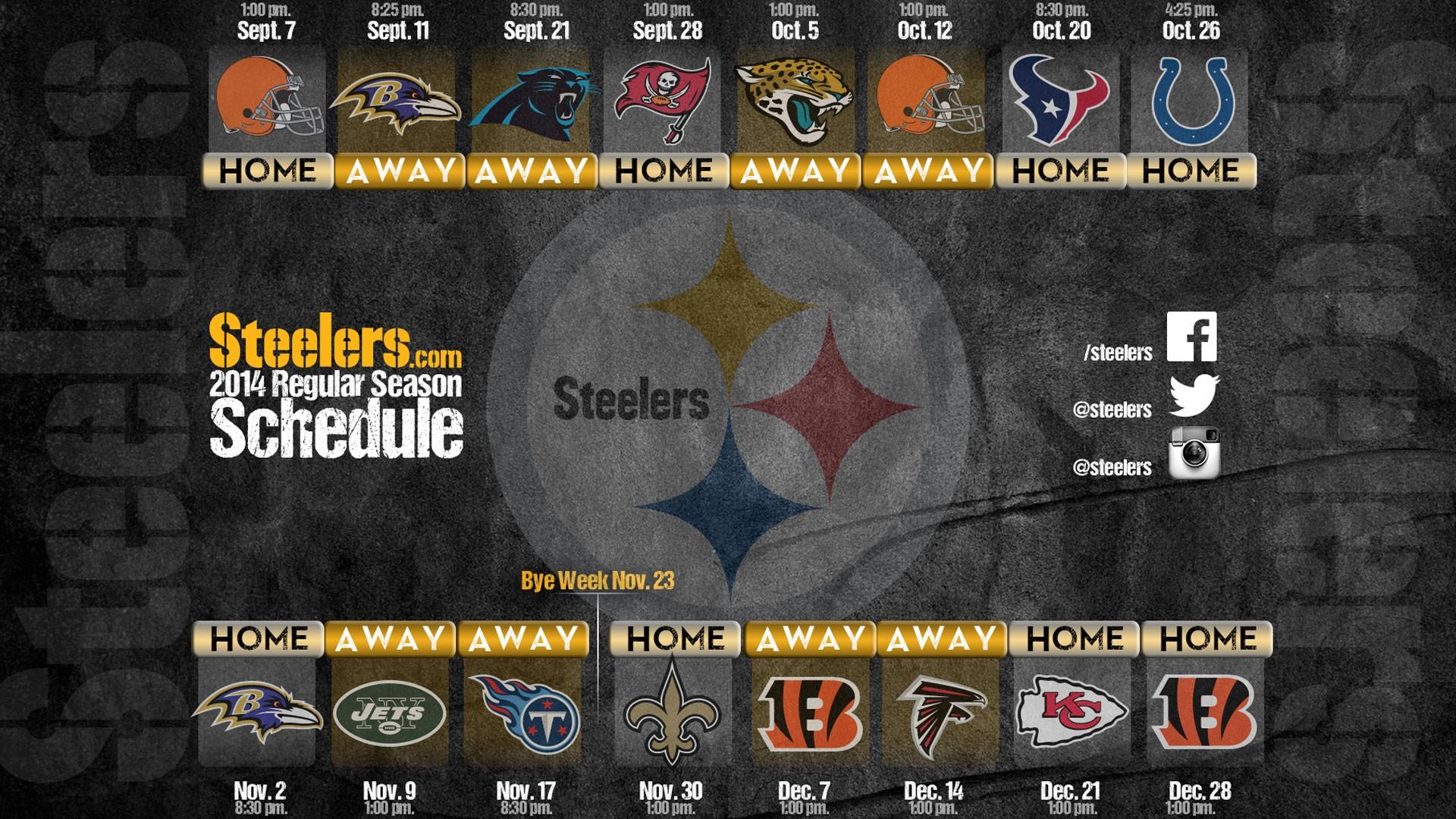Pittsburgh Steelers Wallpaper Download Free Full Hd