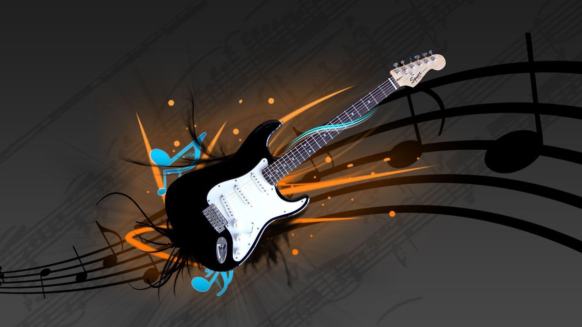 Cool guitar wallpapers wallpapertag - Cool guitar wallpaper ...