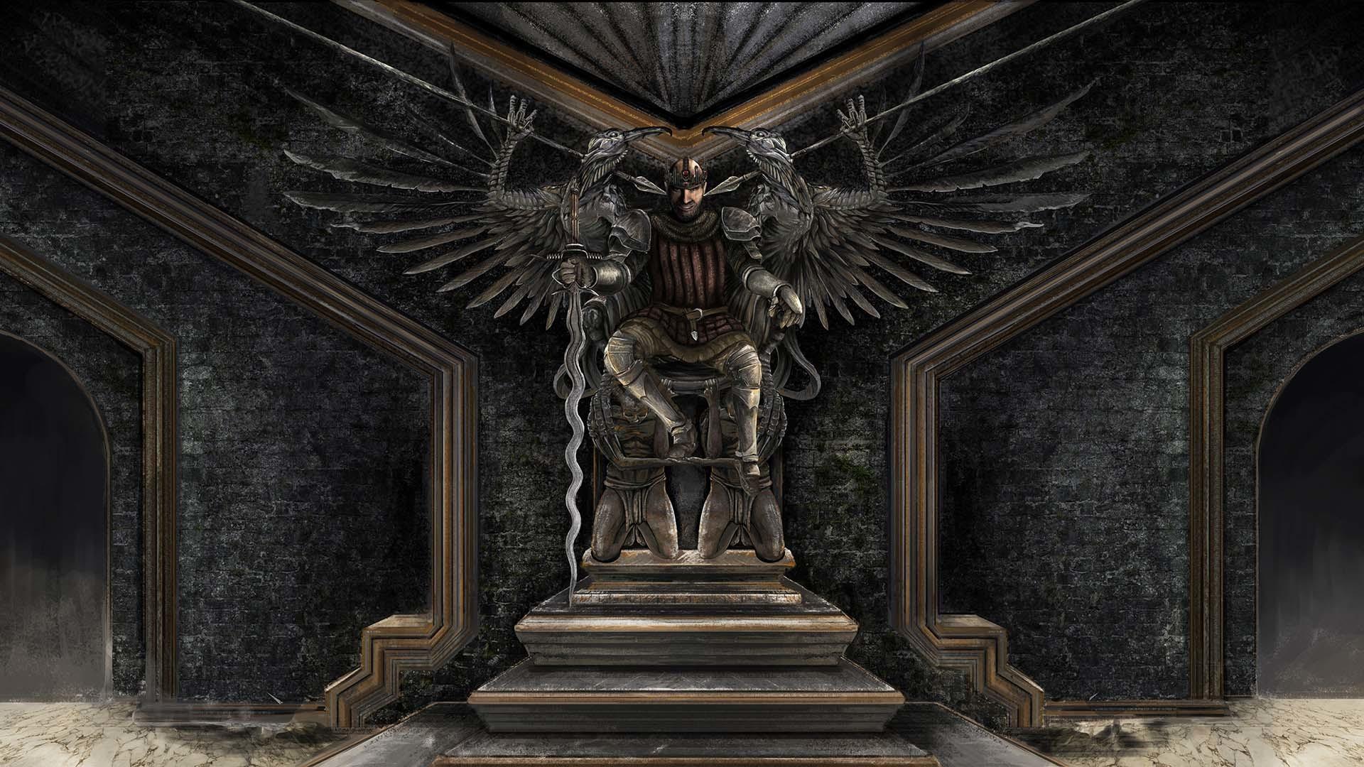 King Throne Background Wallpapertag