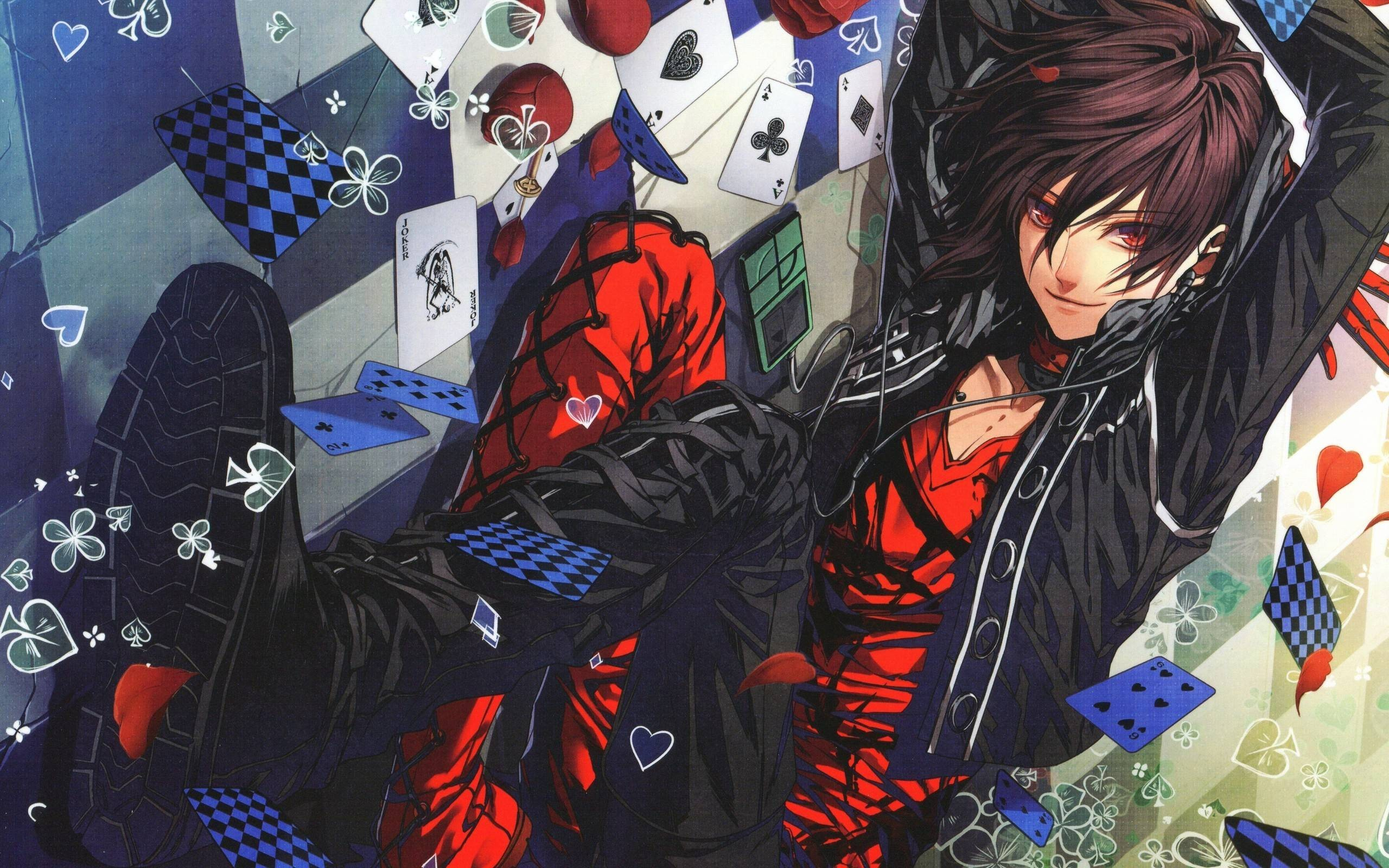 37 awesome anime wallpapers download free awesome hd - Anime boy wallpaper ...