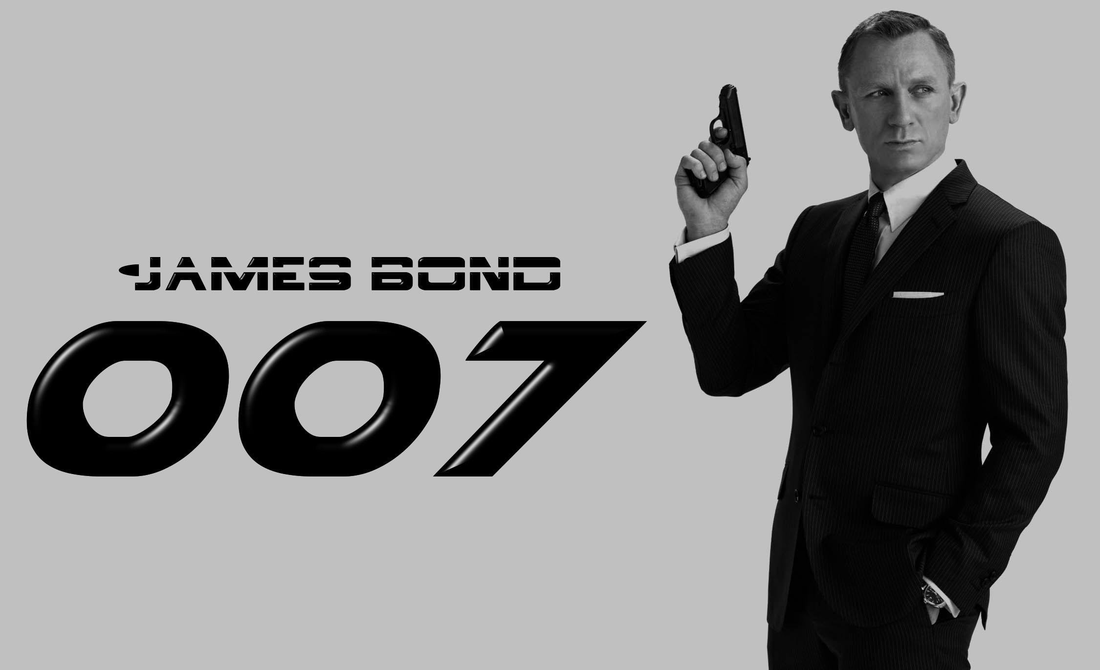 Kolik filmů s Jamesem Bondem dokážete vyjmenovat?