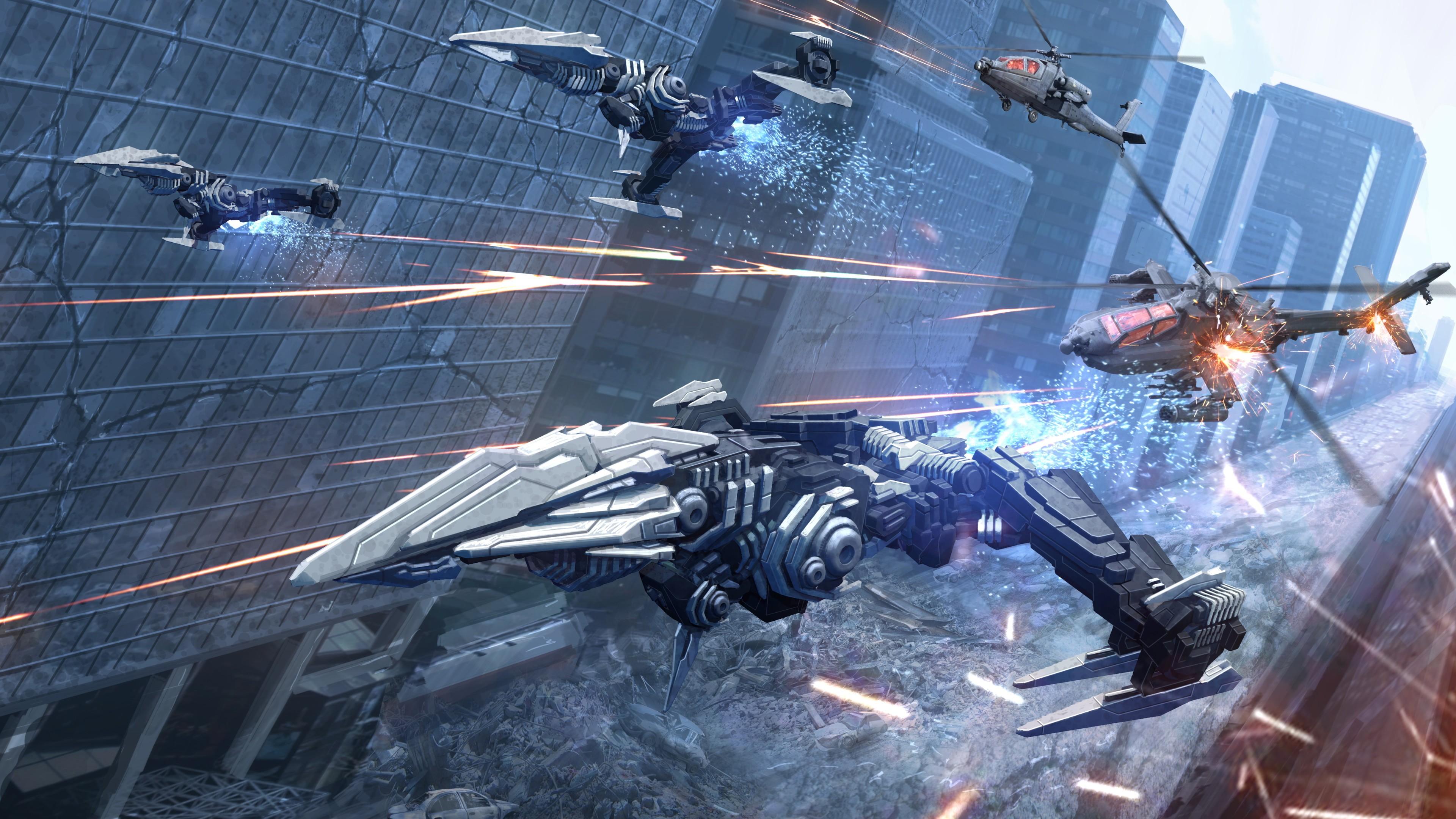47 sci fi wallpapers download free stunning full hd - Spaceship wallpaper 4k ...