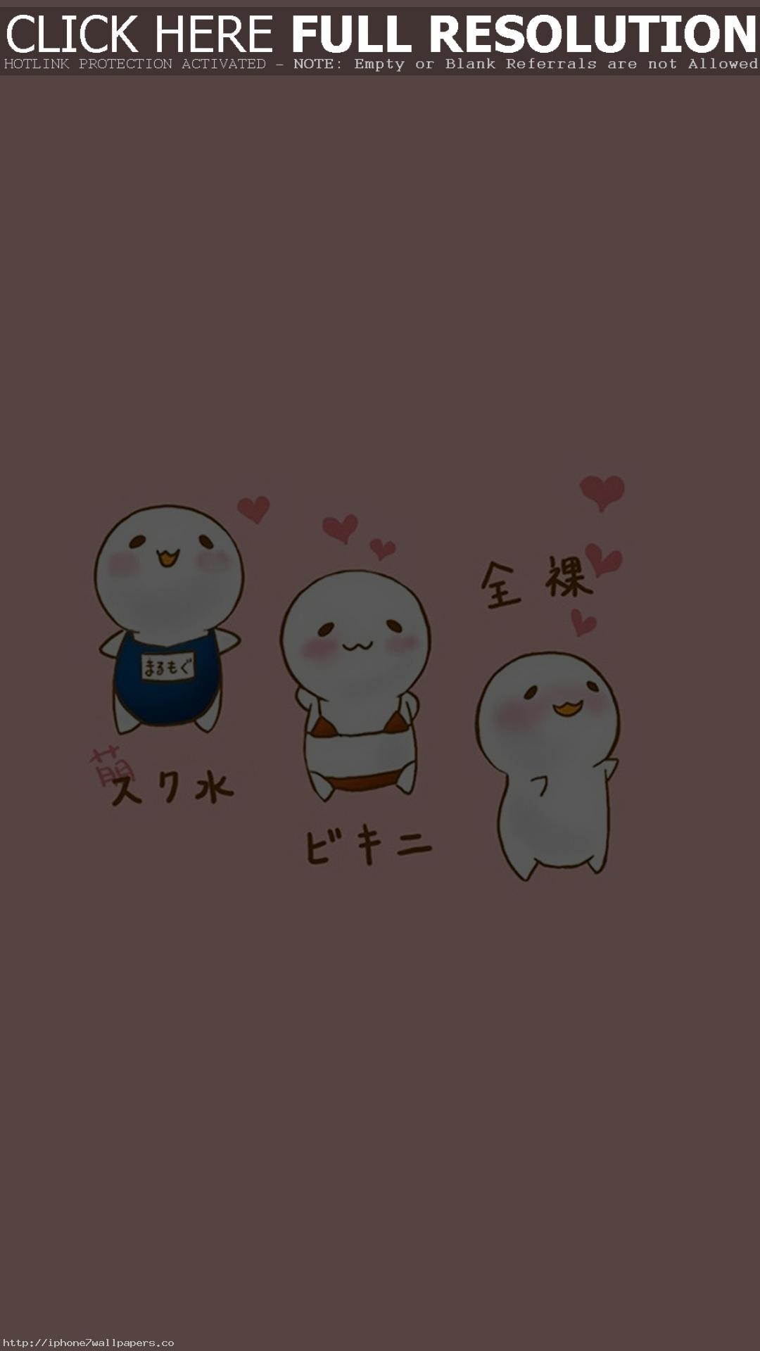 1200x2136 Japanese Characters Iphone Wallpapers Sanrio Kawaii Backgrounds Cute
