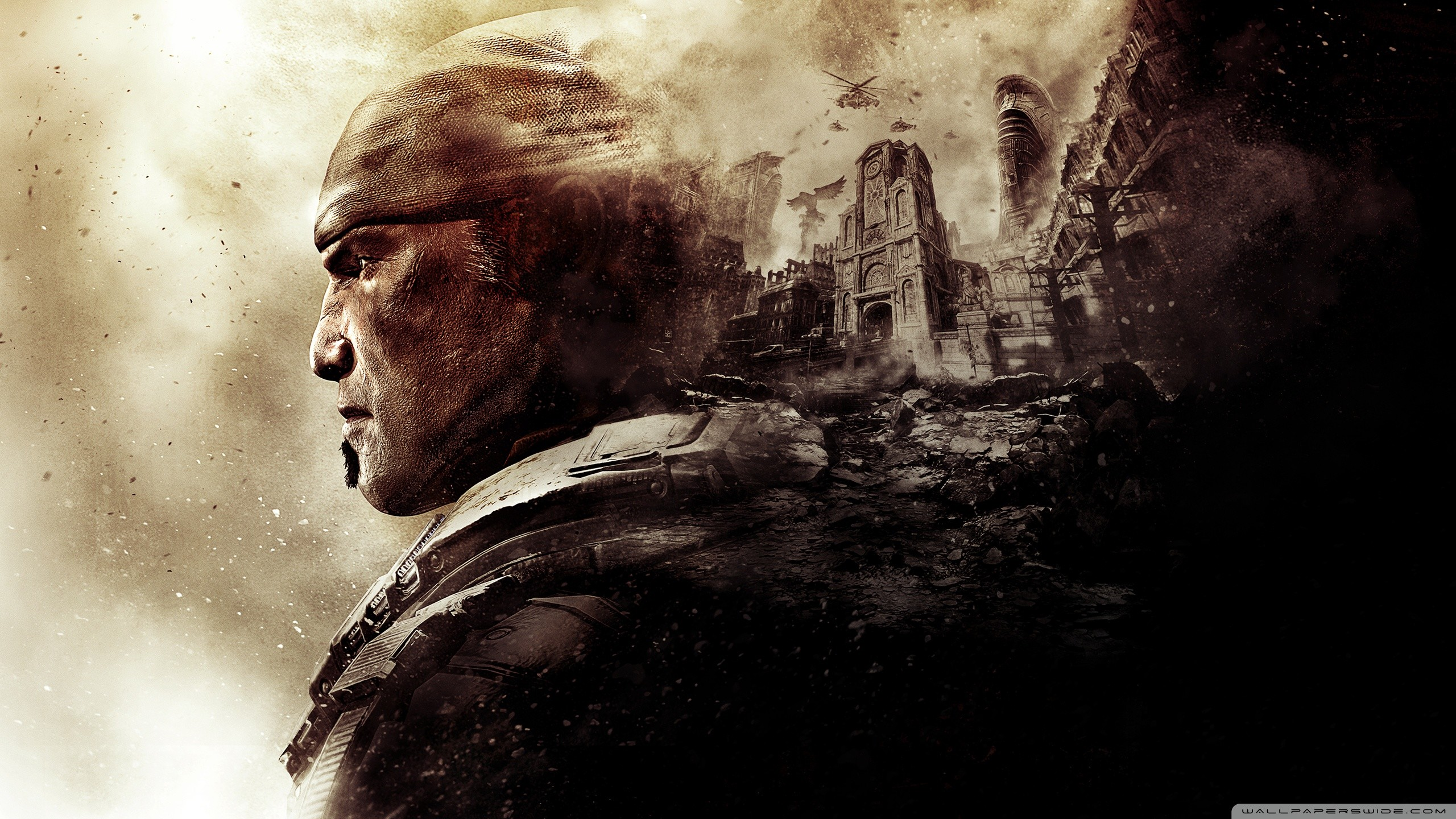 Gears of war wallpapers wallpapertag - Best war wallpapers hd ...