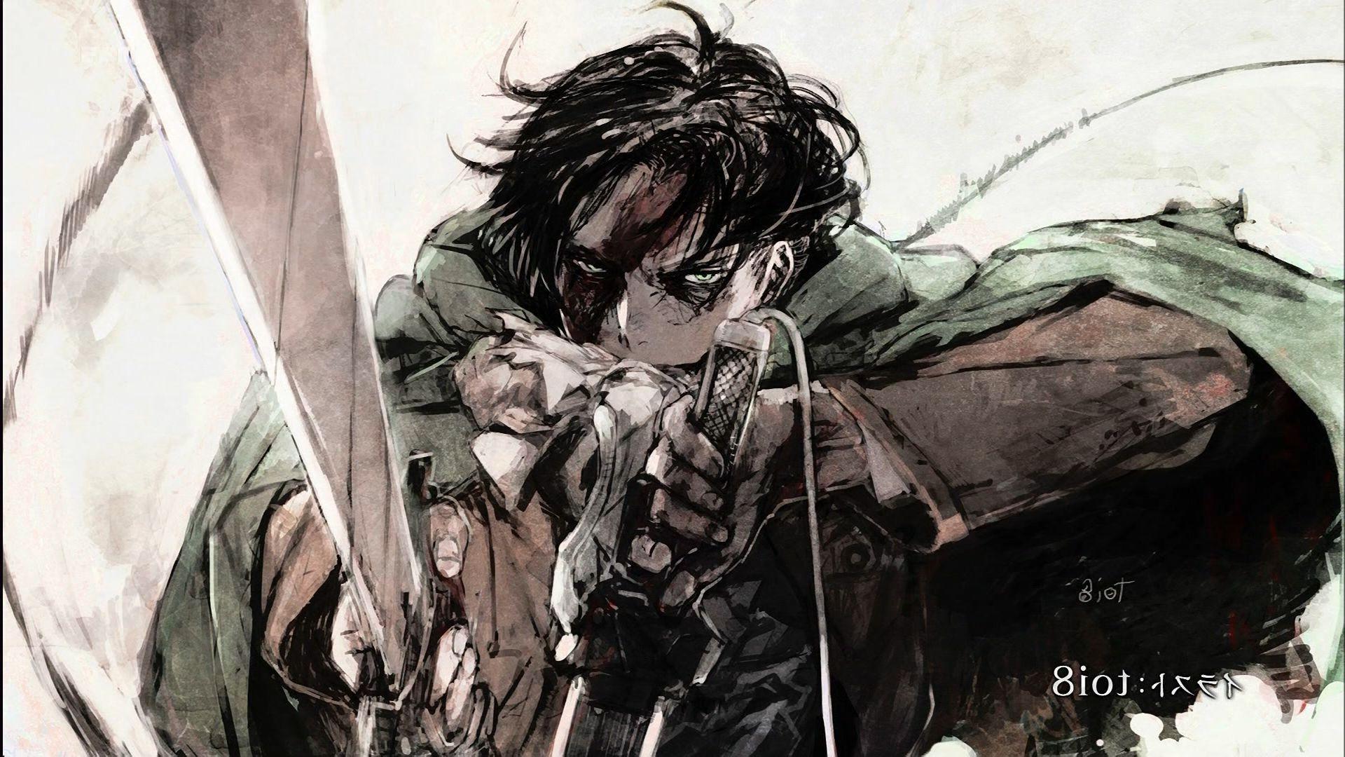 levis manga wallpaper - photo #18