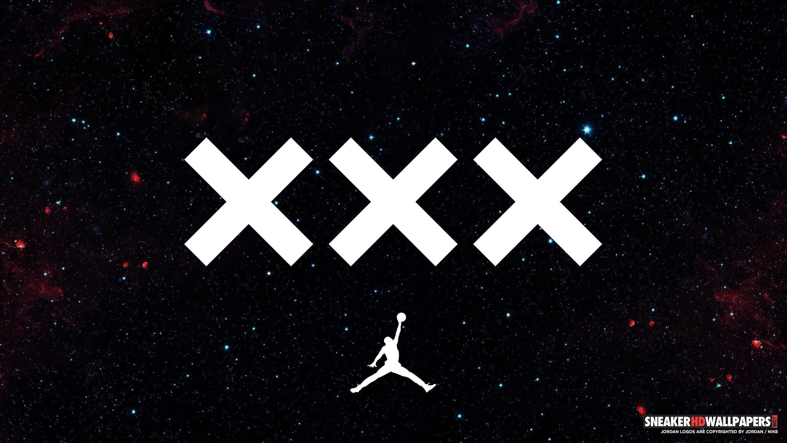 X Jordan Shoes Wallpaper