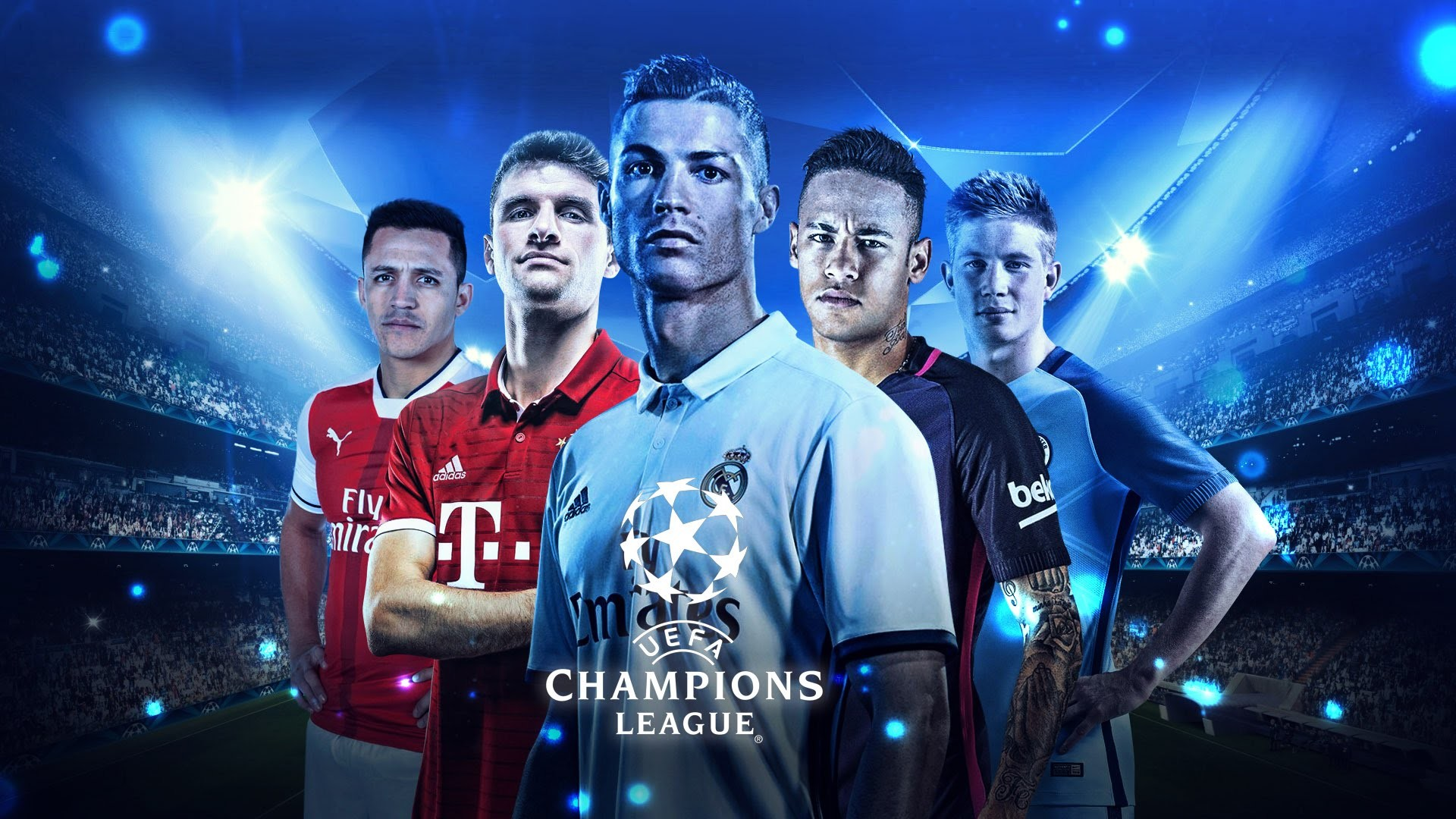 champions league - HD1920×1080