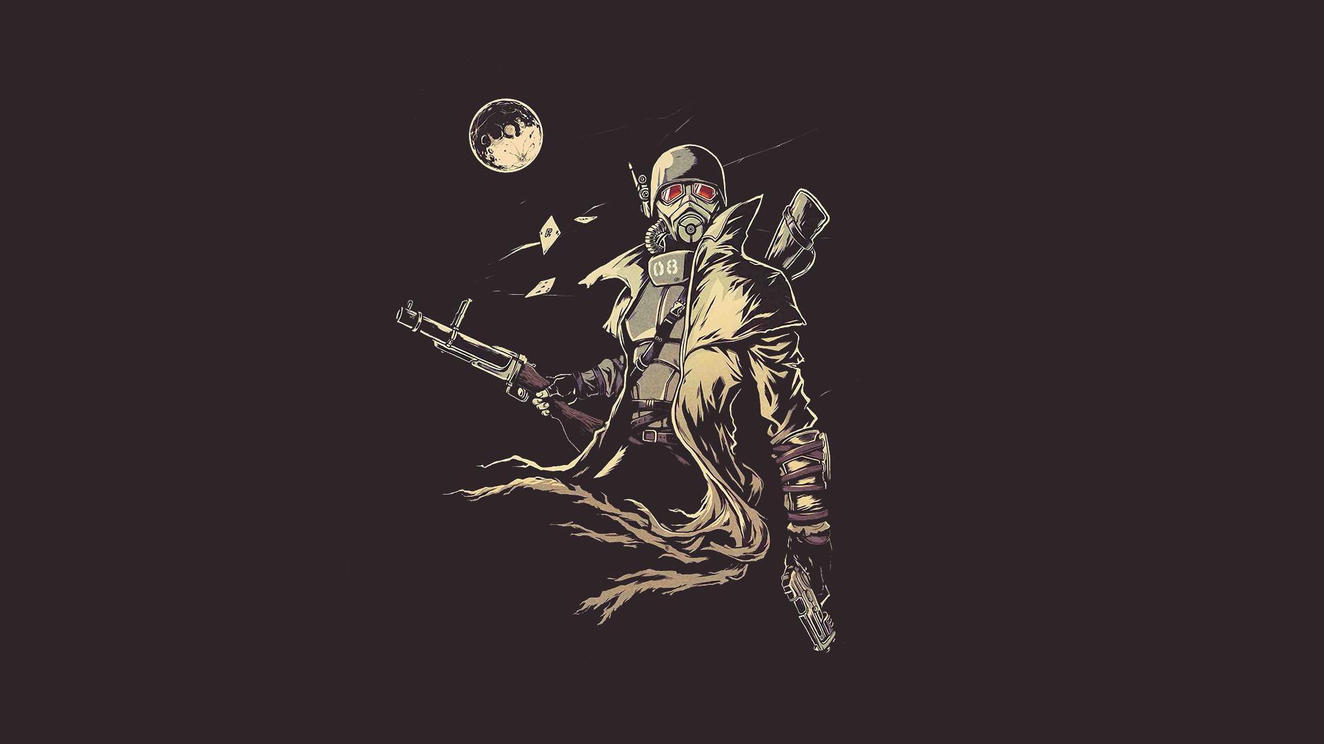 Fallout Ncr Wallpaper ·①