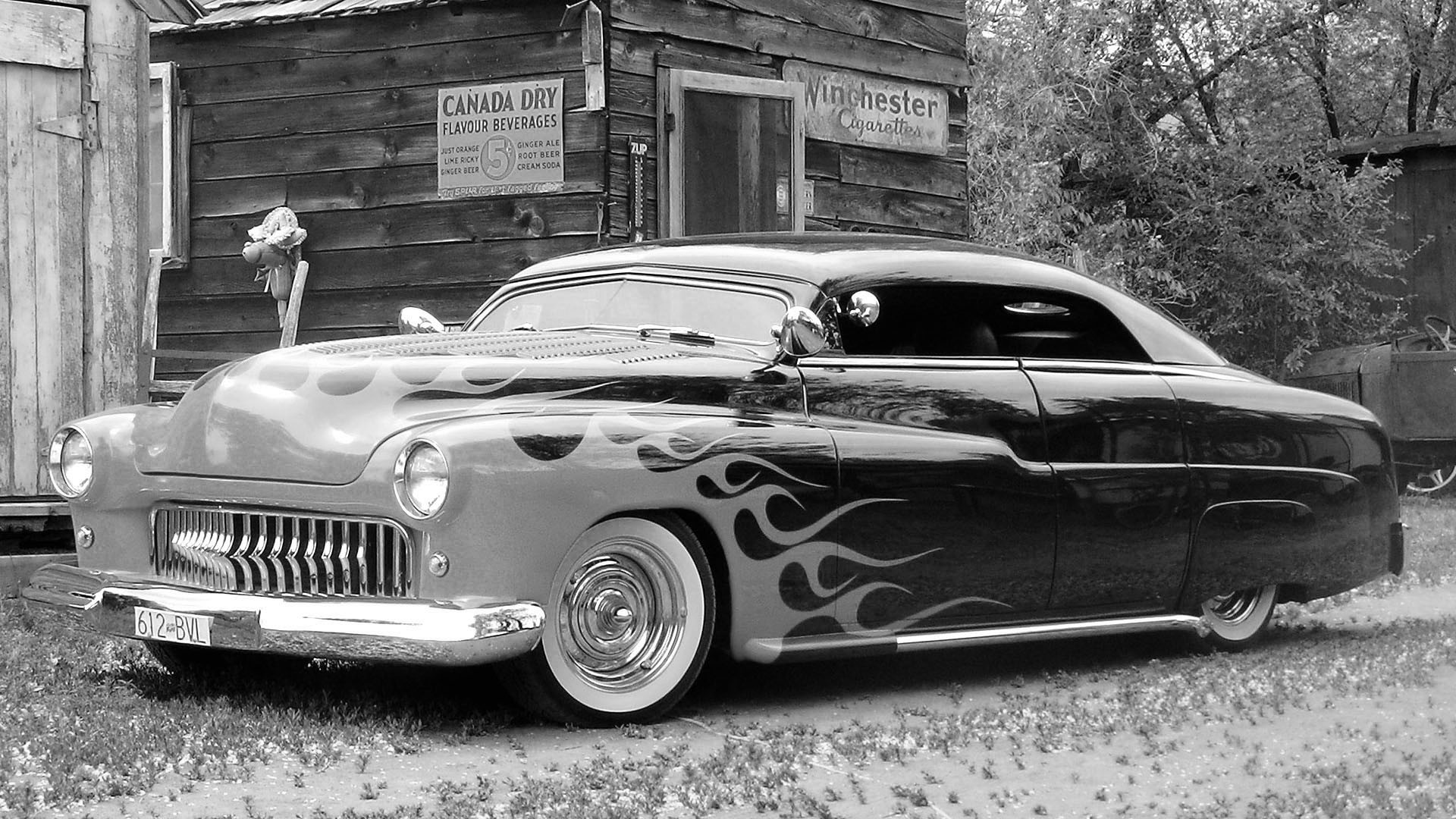 Old School Cars Wallpaper ·①
