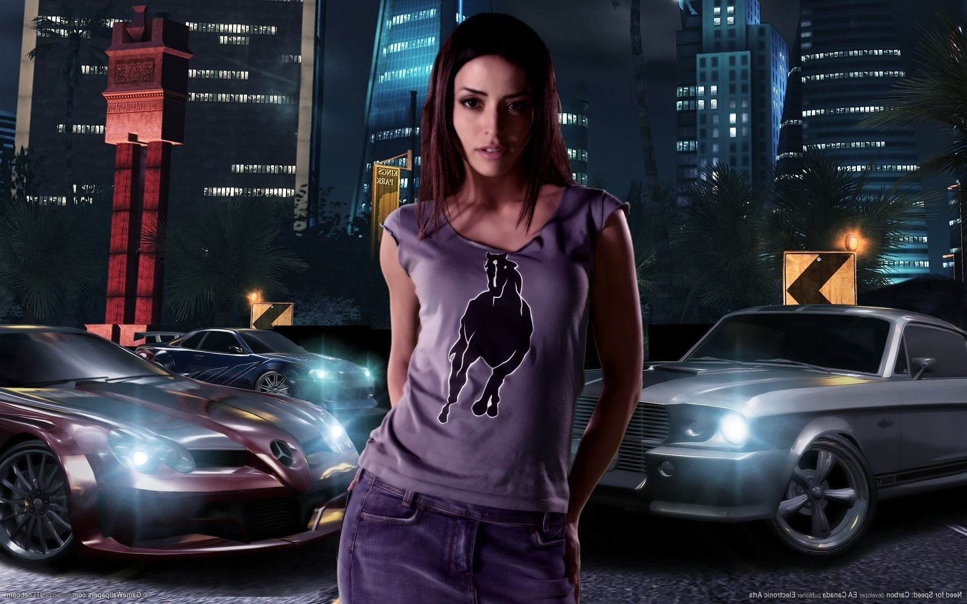 Nfs Carbon Wallpapers Wallpapertag