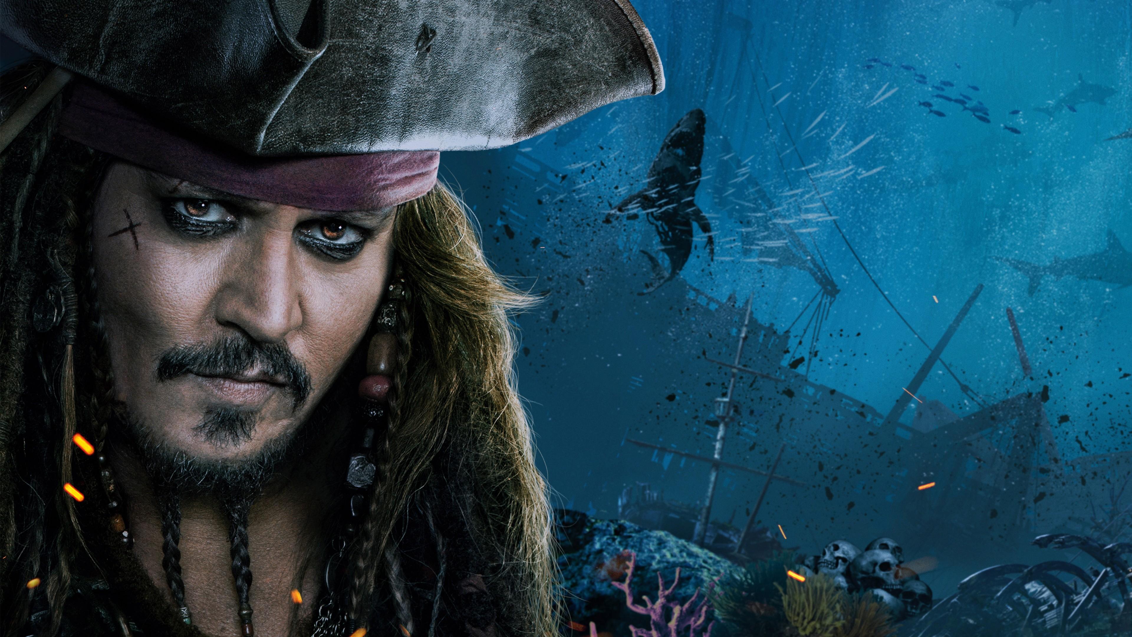 Captain Jack Sparrow Wallpaper ·①