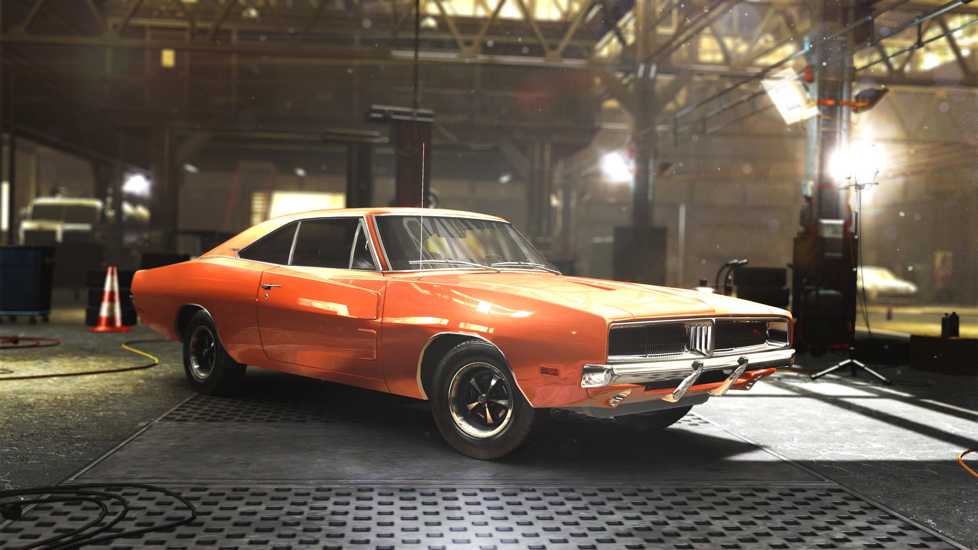 1969 Dodge Charger - 01