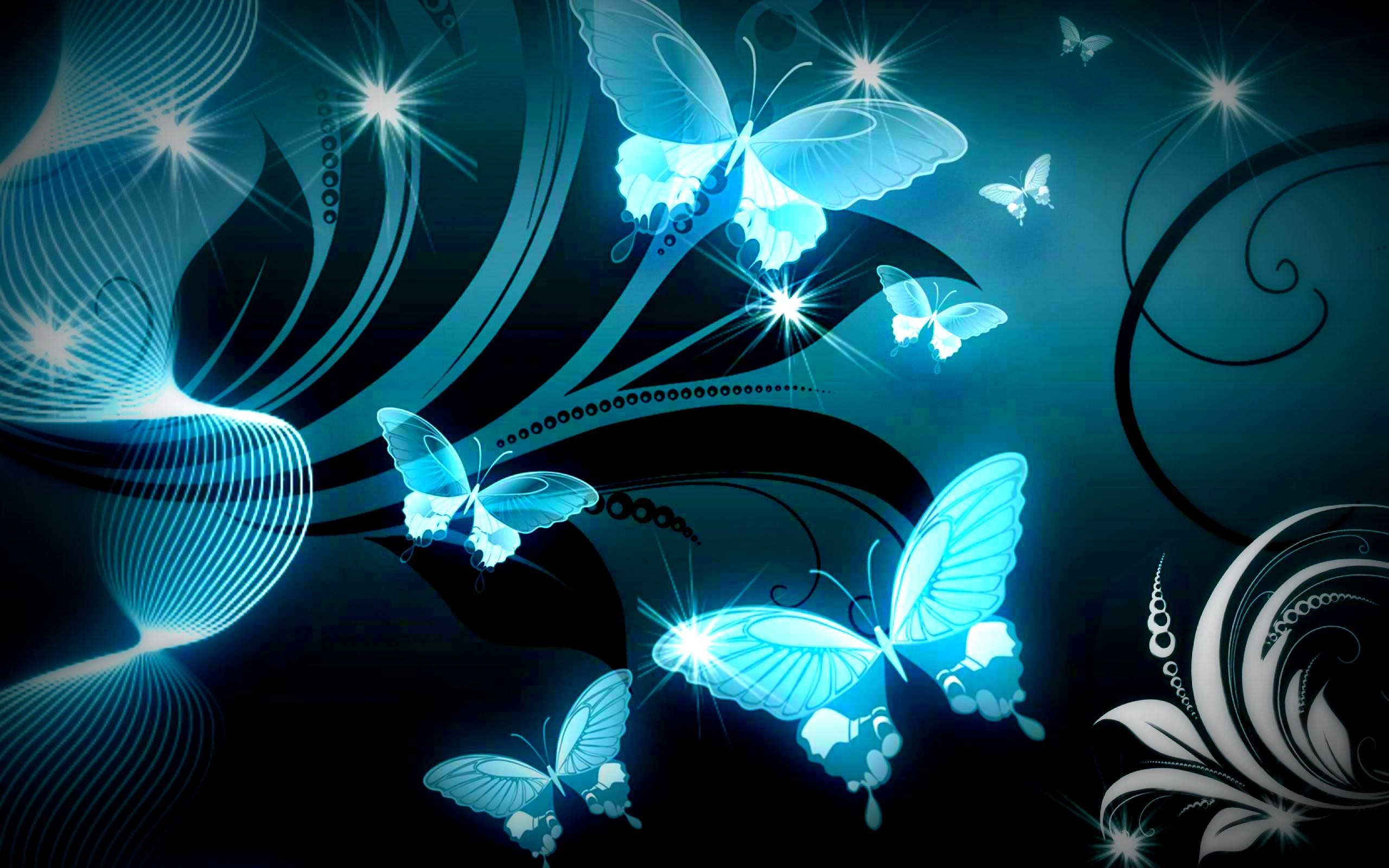 Cool Butterfly Backgrounds ·①