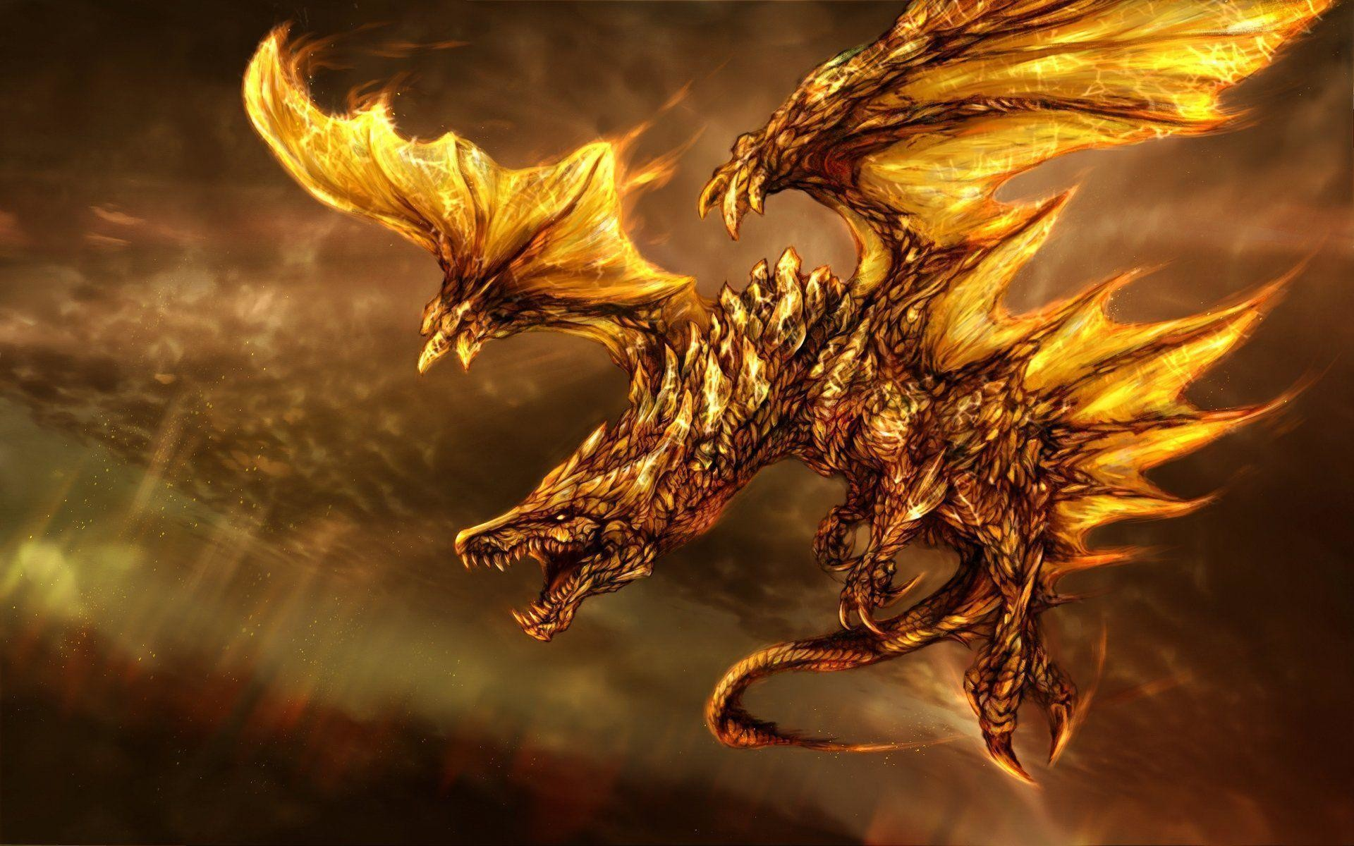 Dragons Wallpapers HD 1