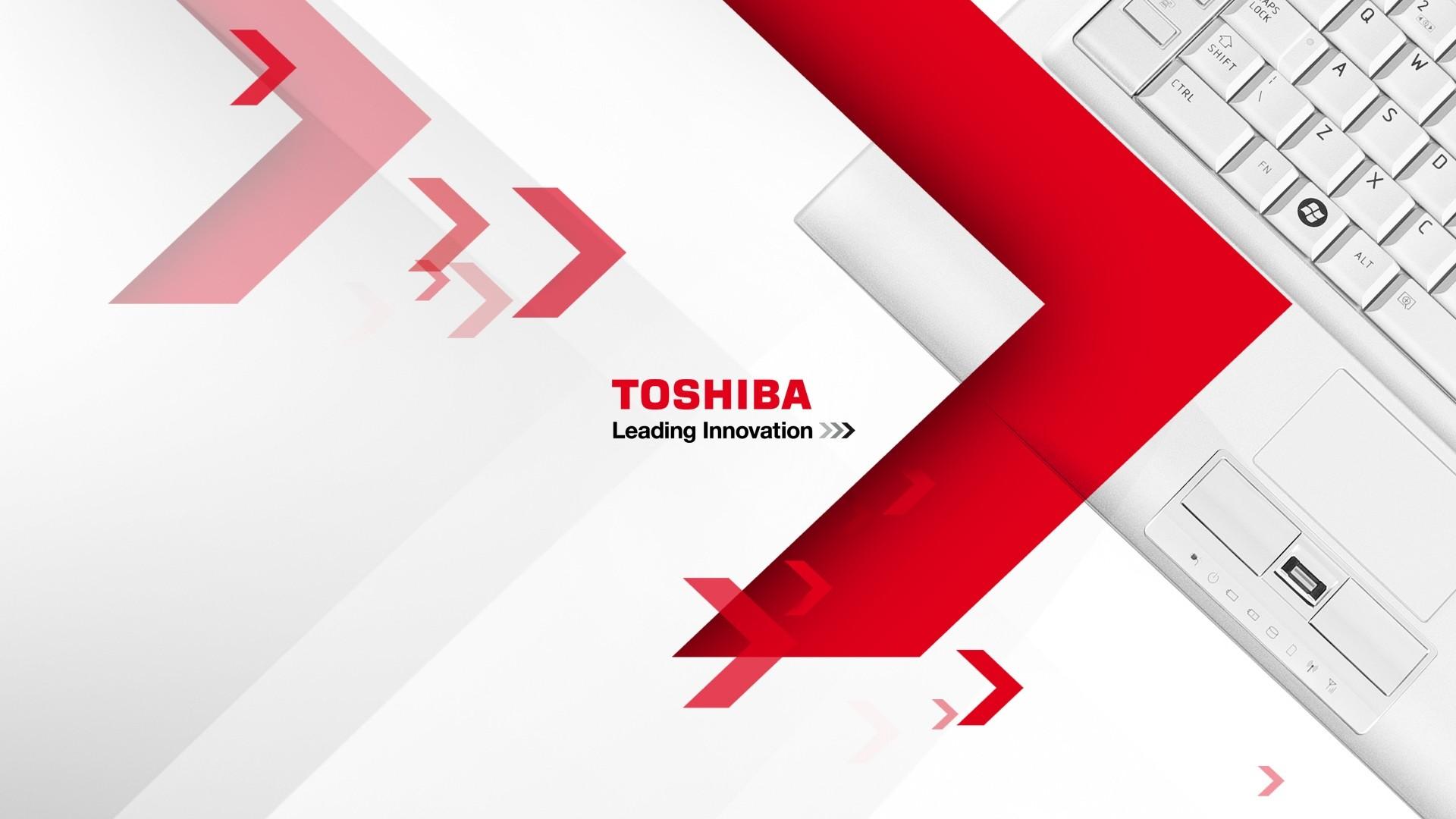 1920x1080 preview wallpaper toshiba brand logo technology laptop 1920x1080