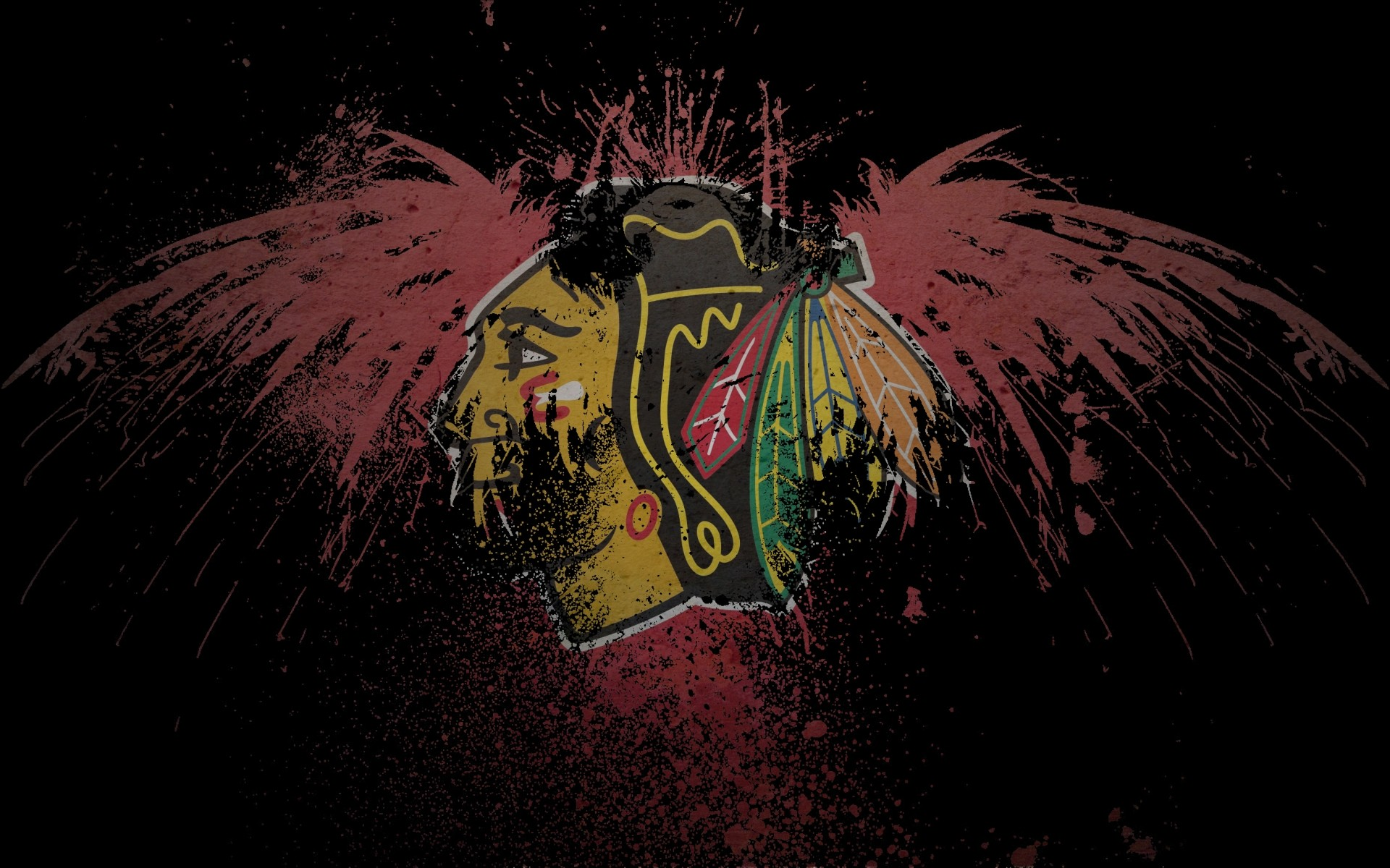 Blackhawks wallpaper download free cool full hd - Hawk iphone wallpaper ...