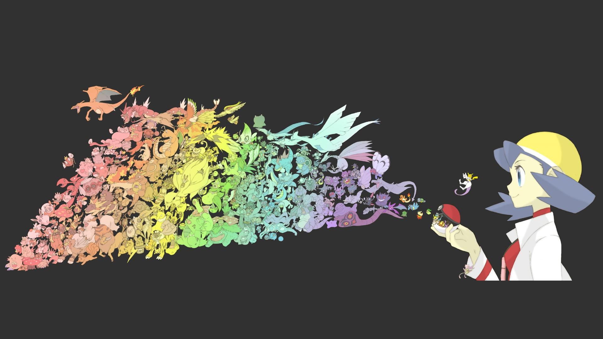 Pokemon Wallpaper 1920x1080